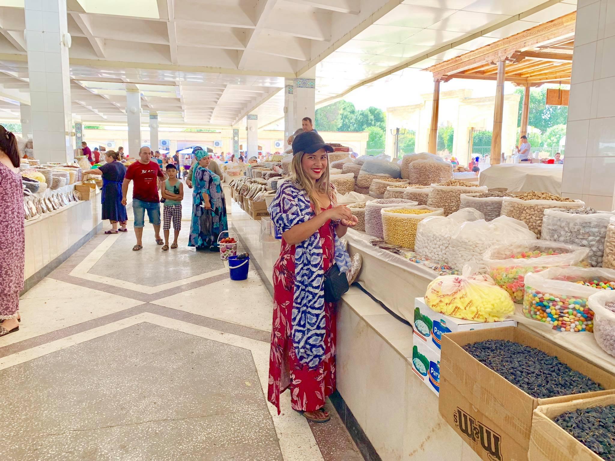 Kach Solo Travels in 2019 Siyab Bazaar and Registan on my first day in Samarkand15.jpg