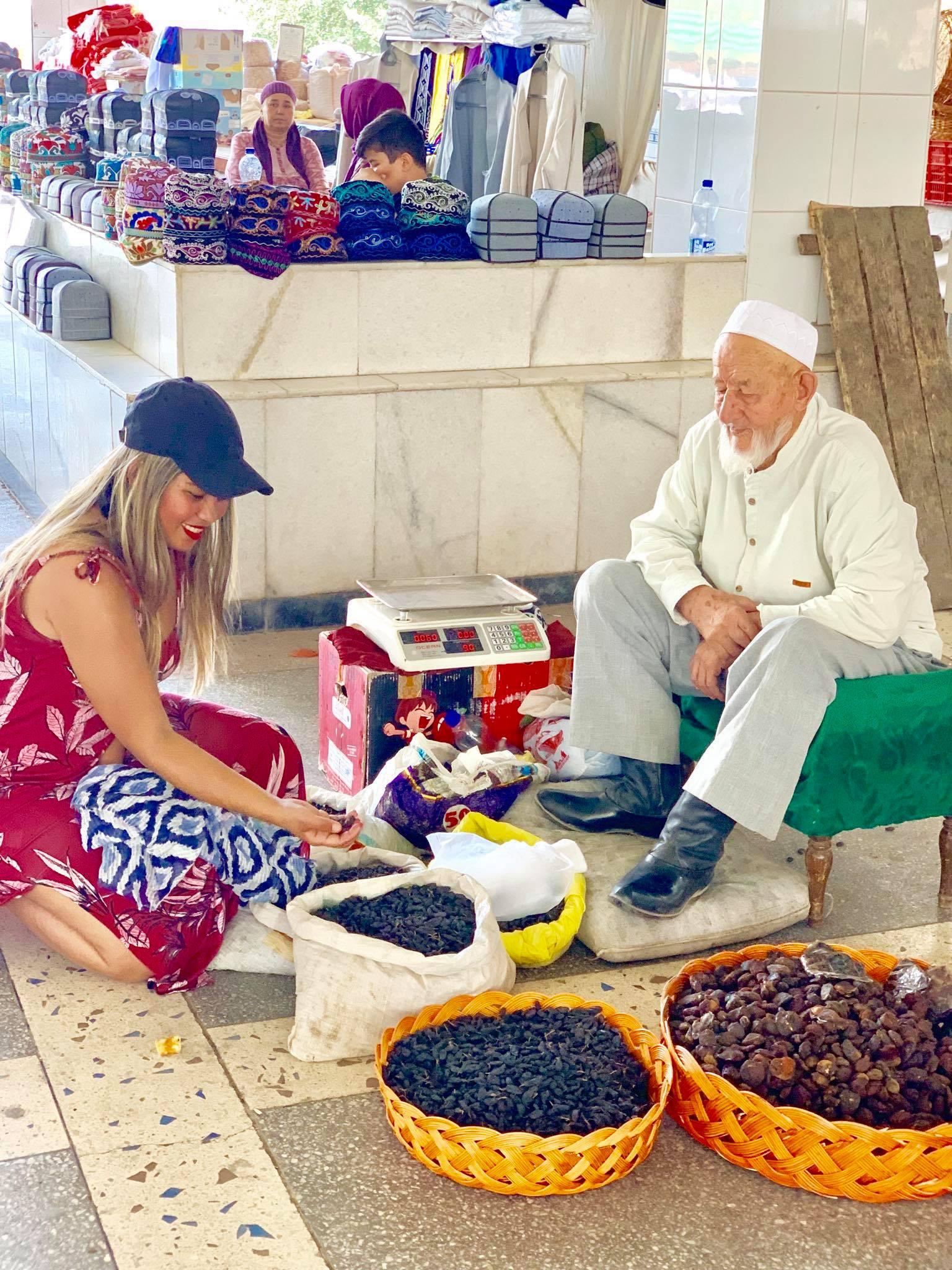 Kach Solo Travels in 2019 Siyab Bazaar and Registan on my first day in Samarkand22.jpg