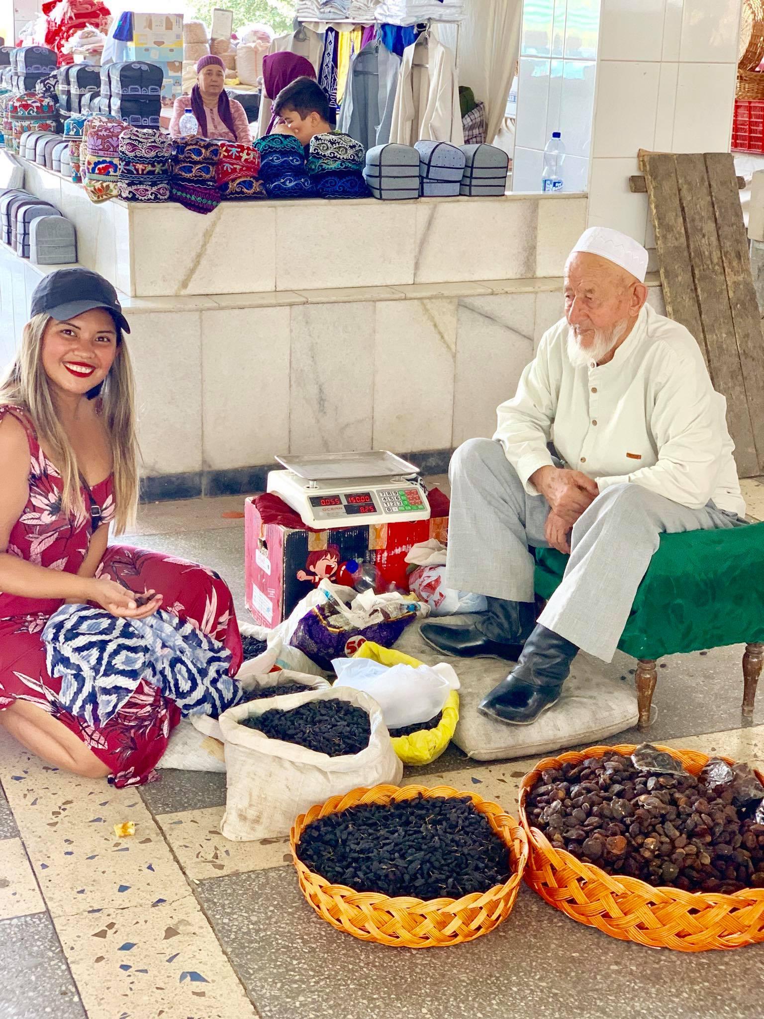 Kach Solo Travels in 2019 Siyab Bazaar and Registan on my first day in Samarkand23.jpg