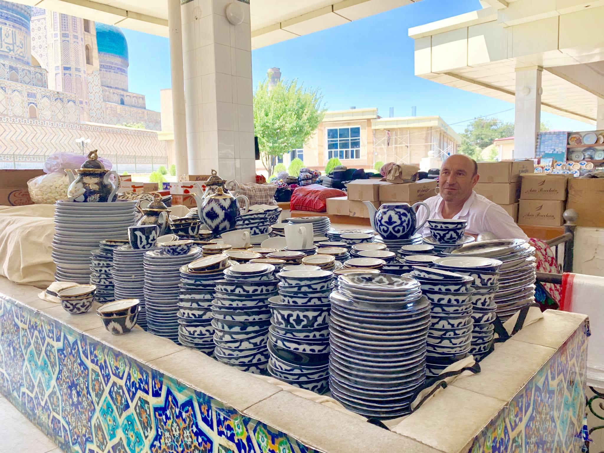 Kach Solo Travels in 2019 Siyab Bazaar and Registan on my first day in Samarkand26.jpg