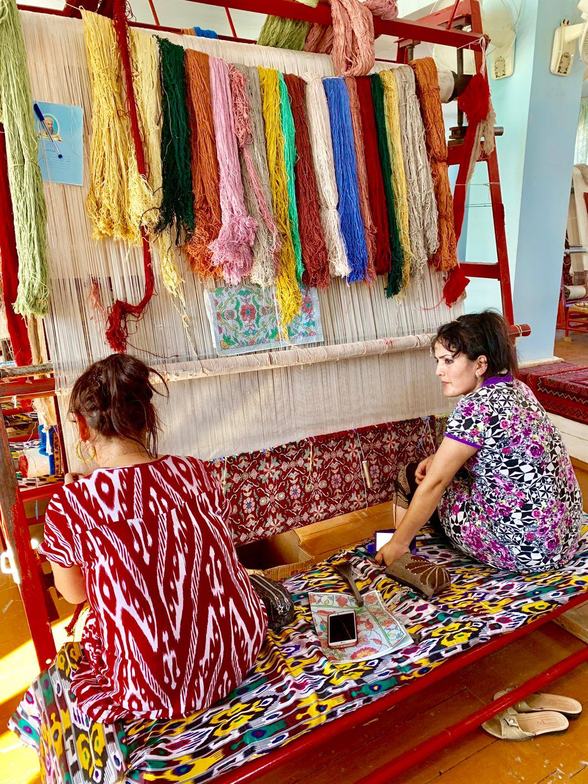Kach Solo Travels in 2019 Silk Carpet Production and Konigil Village Tour 5.jpg