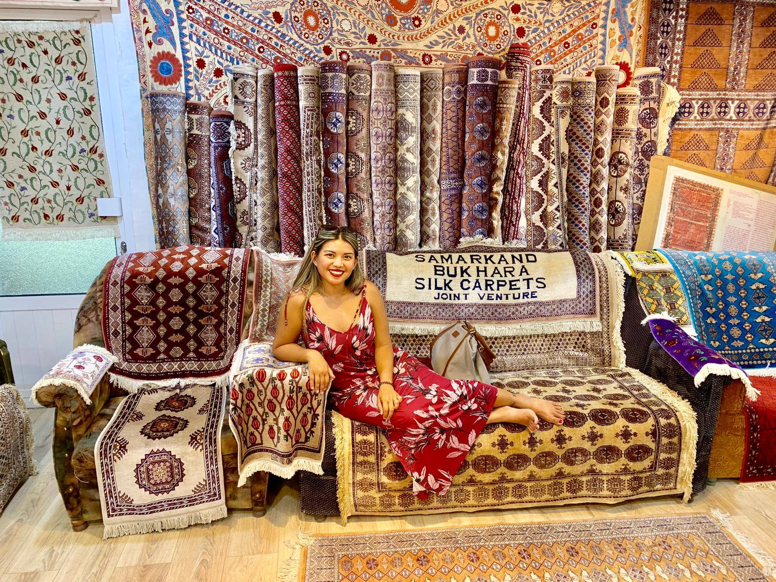Kach Solo Travels in 2019 Silk Carpet Production and Konigil Village Tour 13.jpg