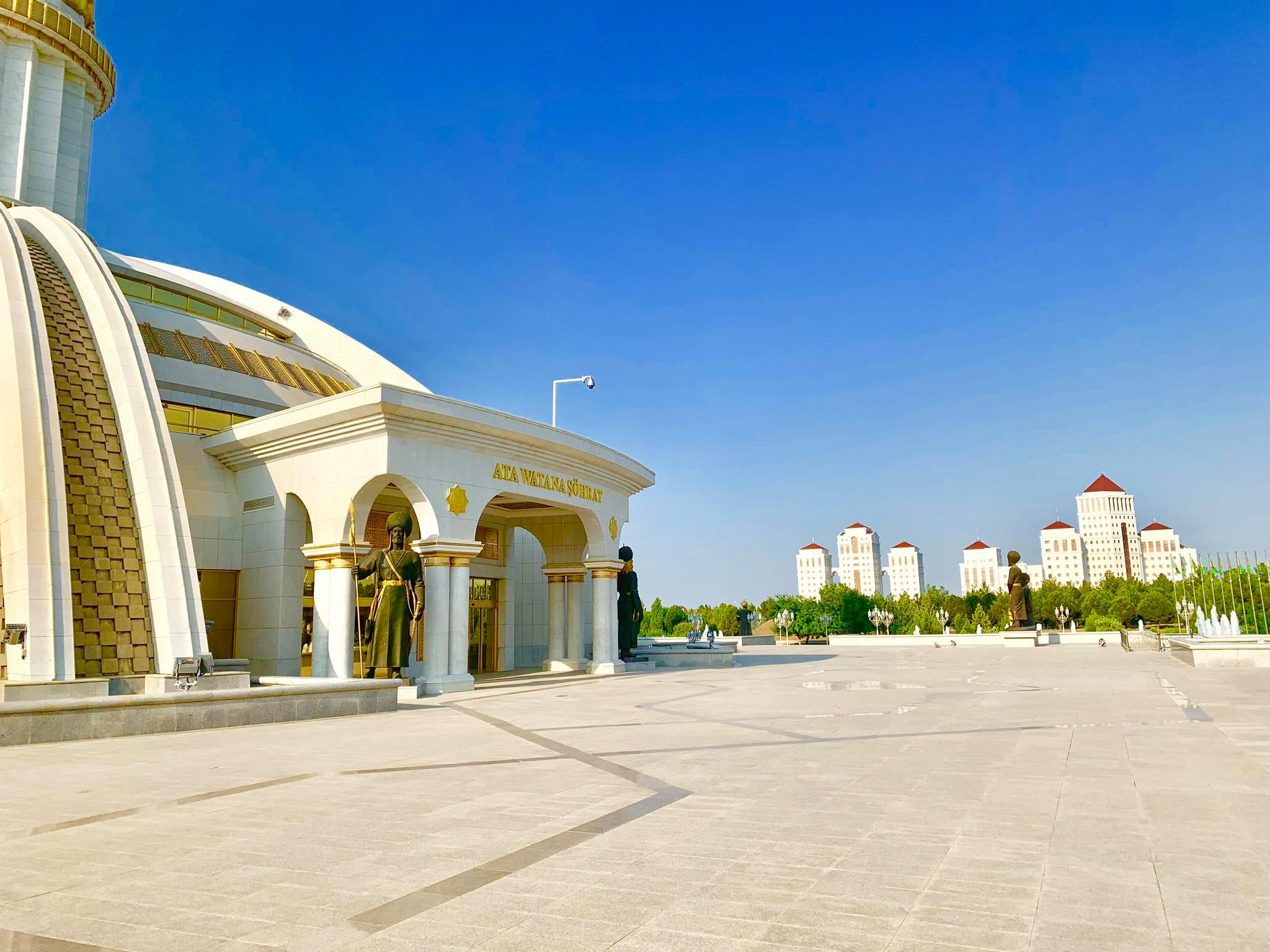 """Kach Solo Travels in 2019 Turkmenistan - the most """"unique"""" country I've visited in Central Asia.jpg"""