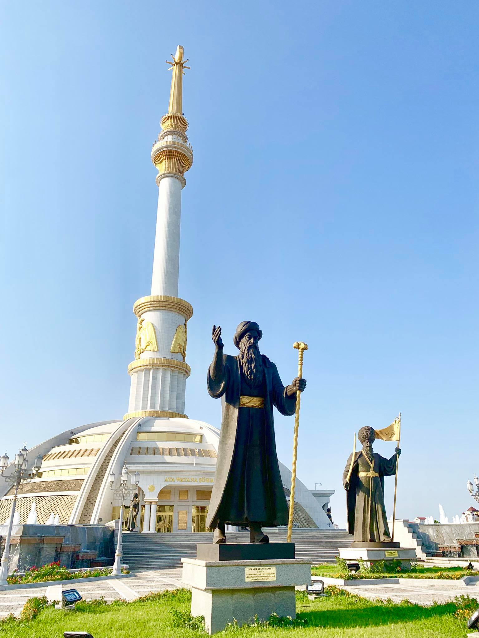 """Kach Solo Travels in 2019 Turkmenistan - the most """"unique"""" country I've visited in Central Asia3.jpg"""