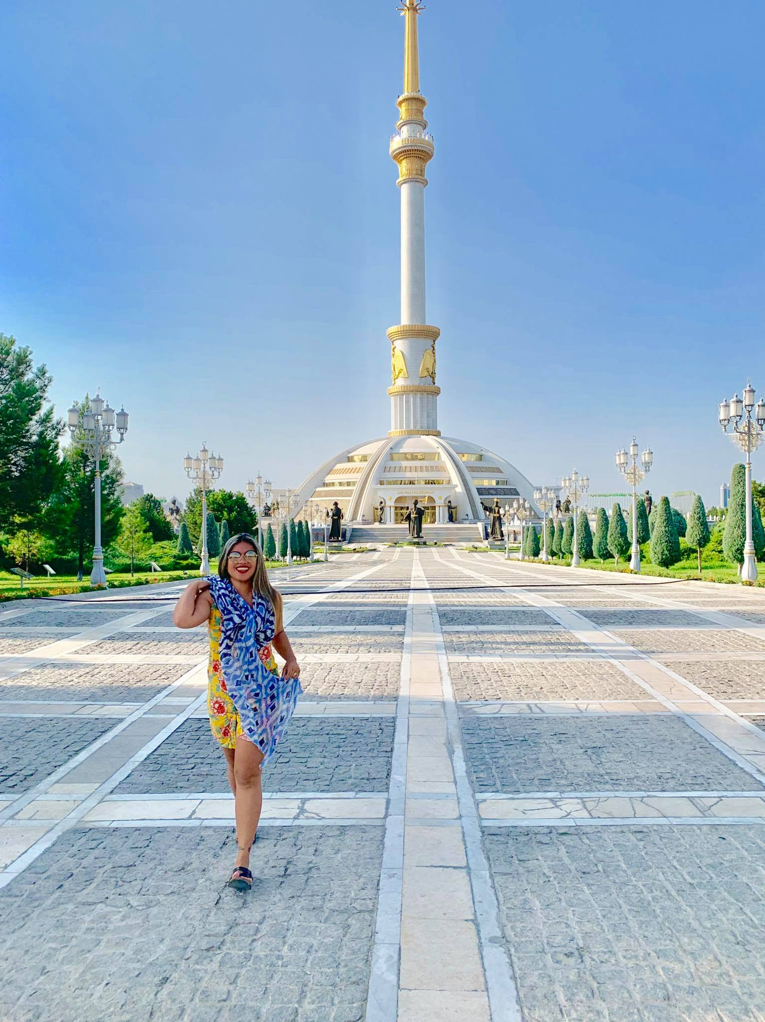 """Kach Solo Travels in 2019 Turkmenistan - the most """"unique"""" country I've visited in Central Asia5.jpg"""