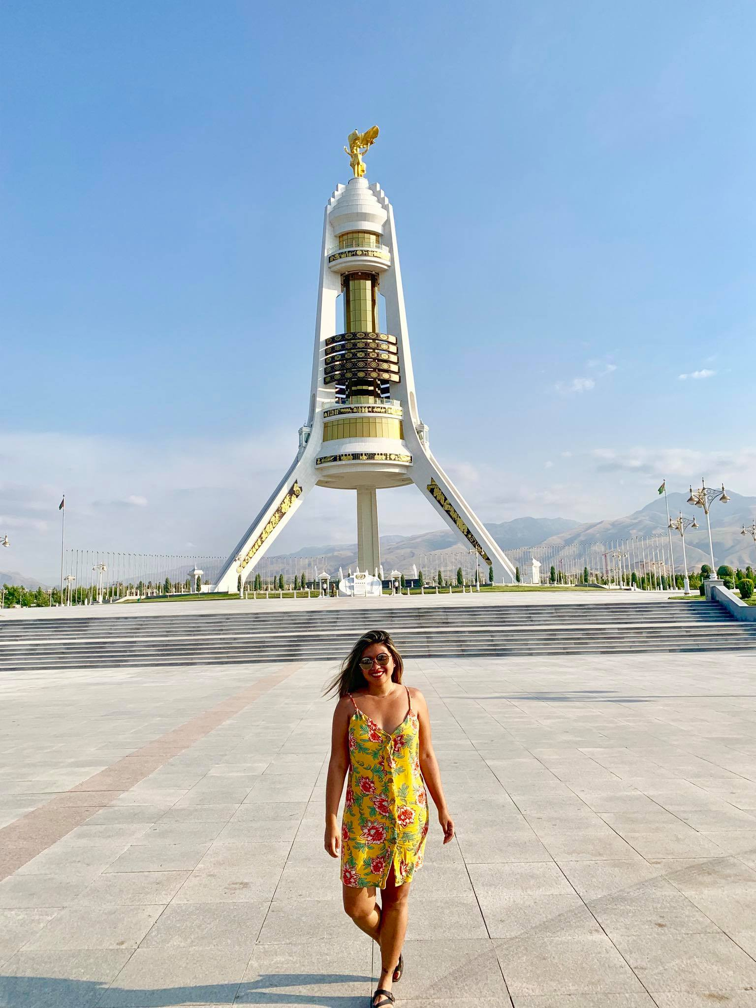 """Kach Solo Travels in 2019 Turkmenistan - the most """"unique"""" country I've visited in Central Asia13.jpg"""