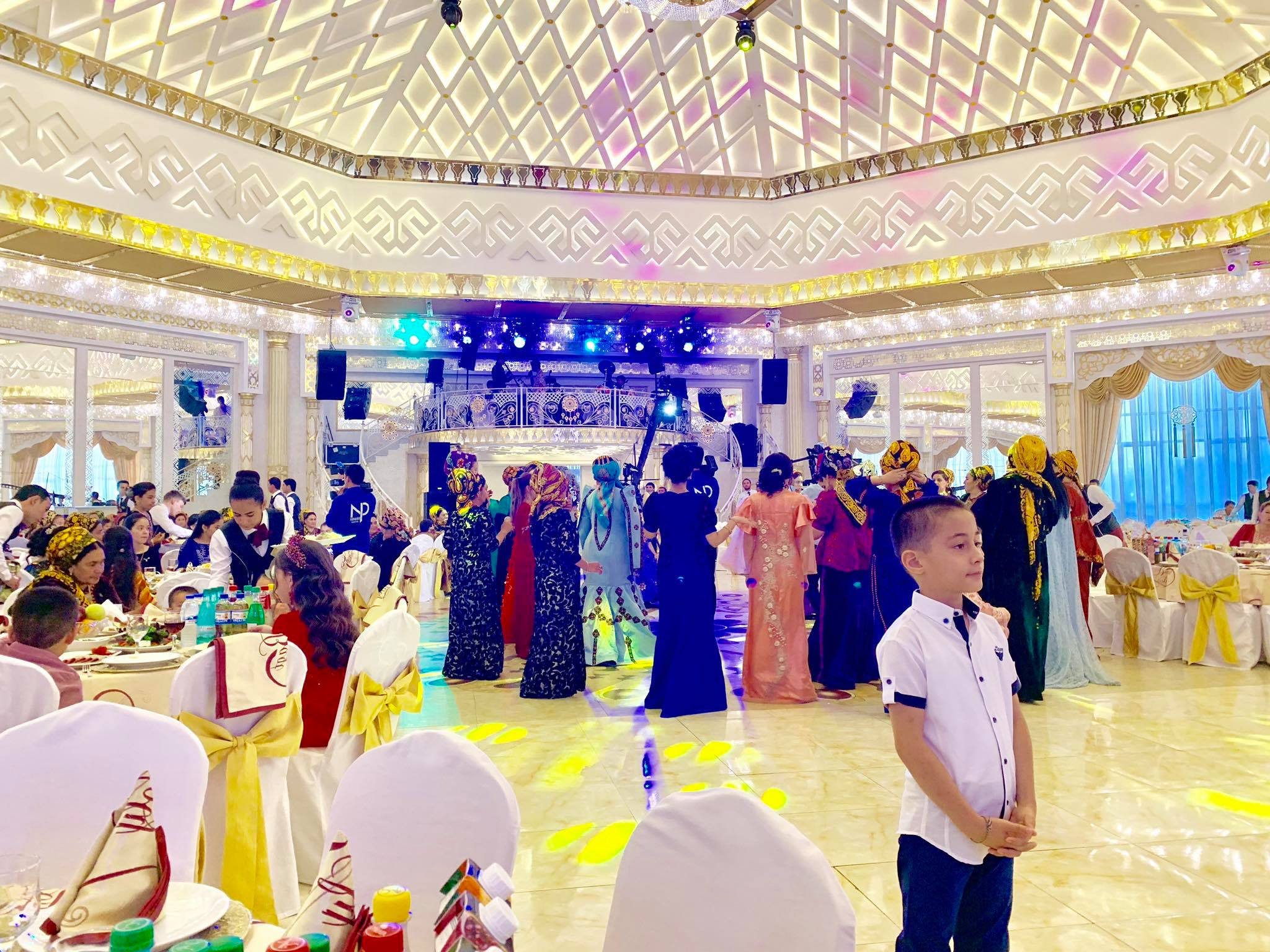Kach Solo Travels in 2019 Visiting a Horse Farm and attending a wedding party30.jpg