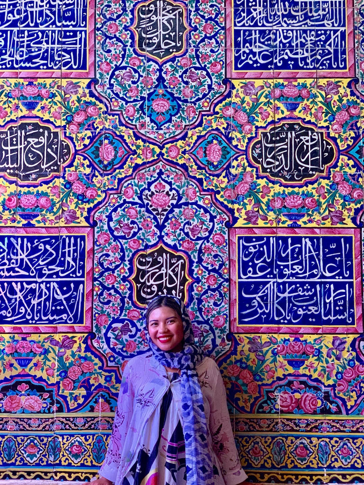 Kach Solo Travels in 2019 Good morning from SHIRAZ, IRAN1.jpg