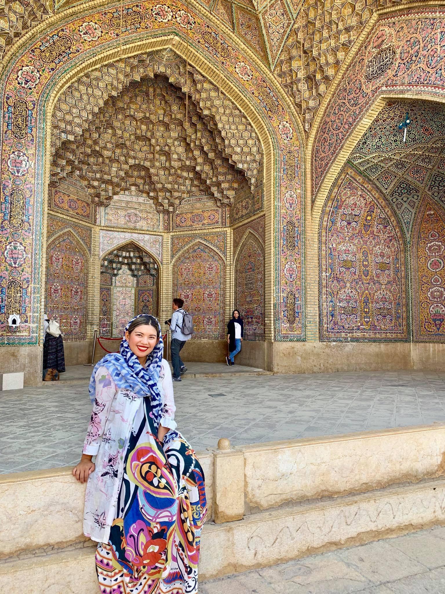 Kach Solo Travels in 2019 Good morning from SHIRAZ, IRAN6.jpg