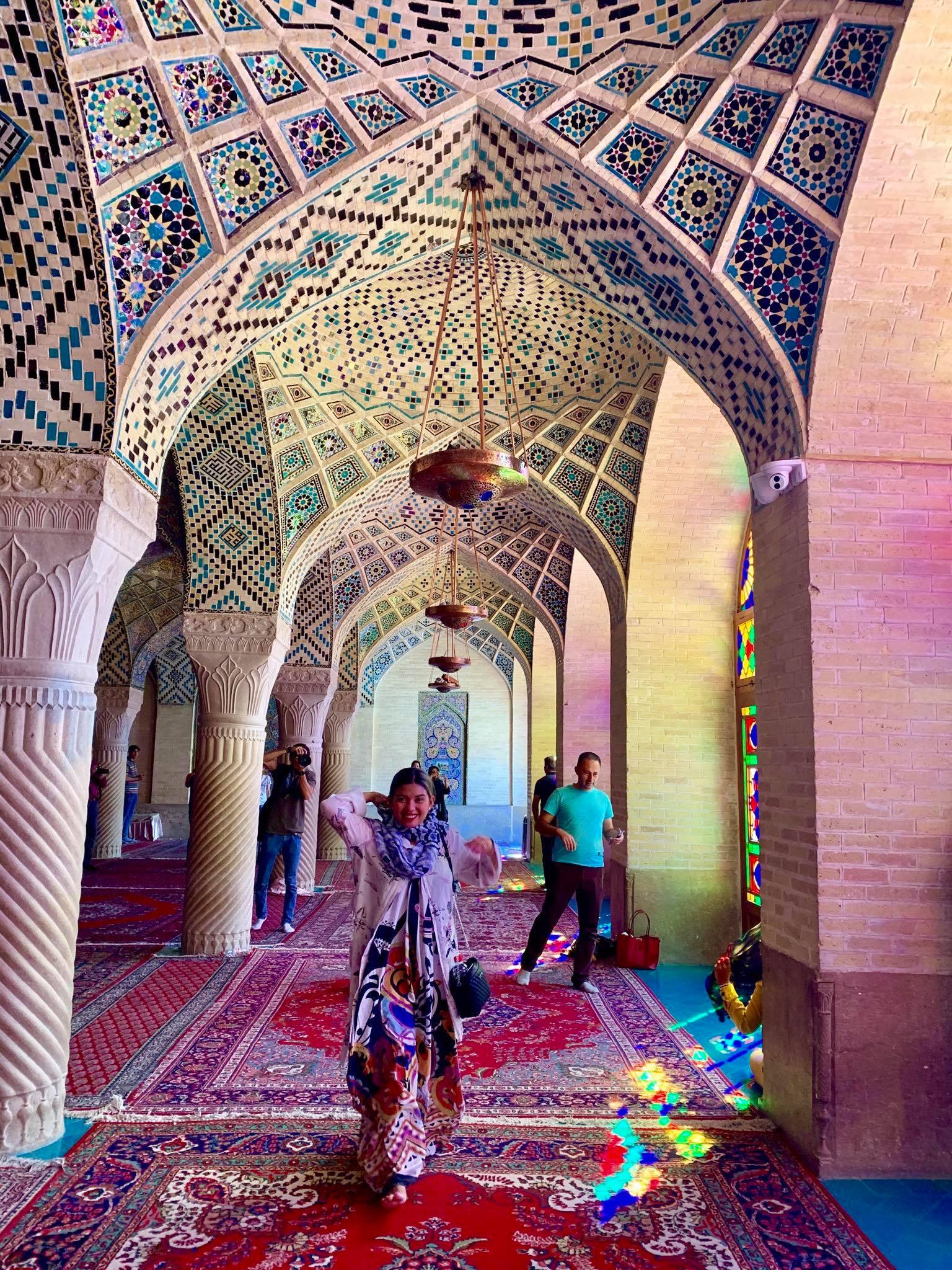 Kach Solo Travels in 2019 Good morning from SHIRAZ, IRAN7.jpg