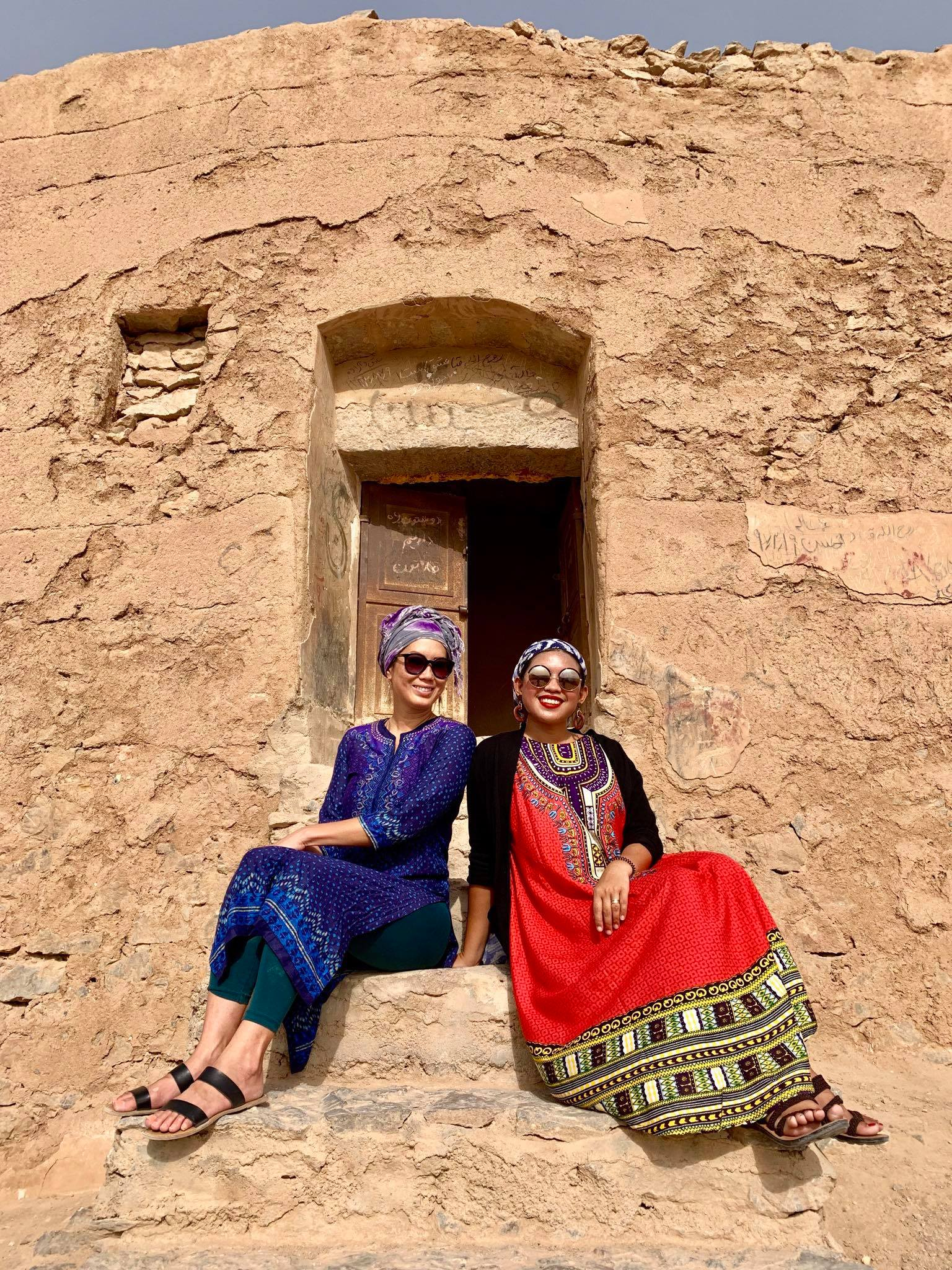 Kach Solo Travels in 2019 Pictorial today at Temple of Silence in Yazd6.jpg