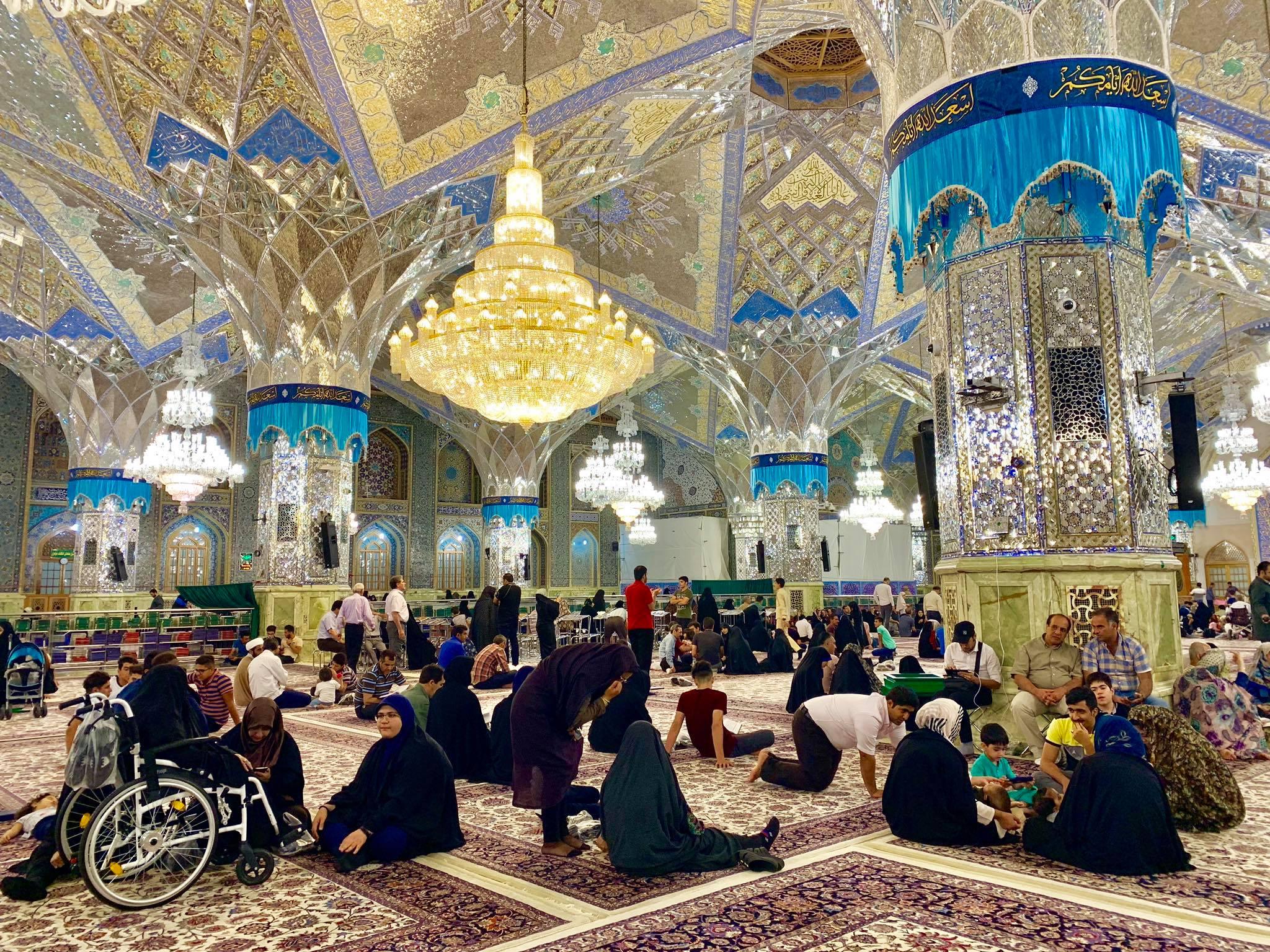 Kach Solo Travels in 2019 Overnight in Mashhad.jpg