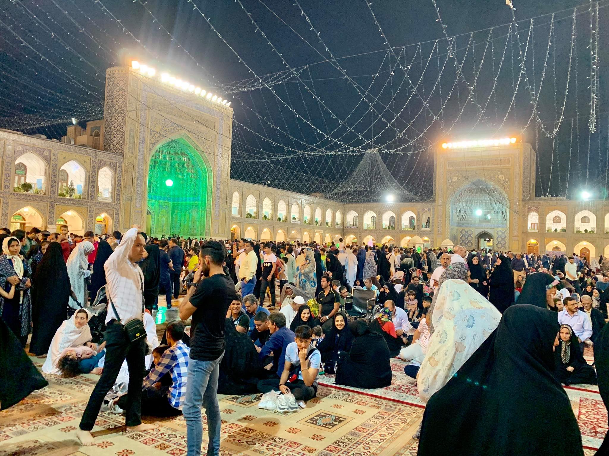 Kach Solo Travels in 2019 Overnight in Mashhad5.jpg