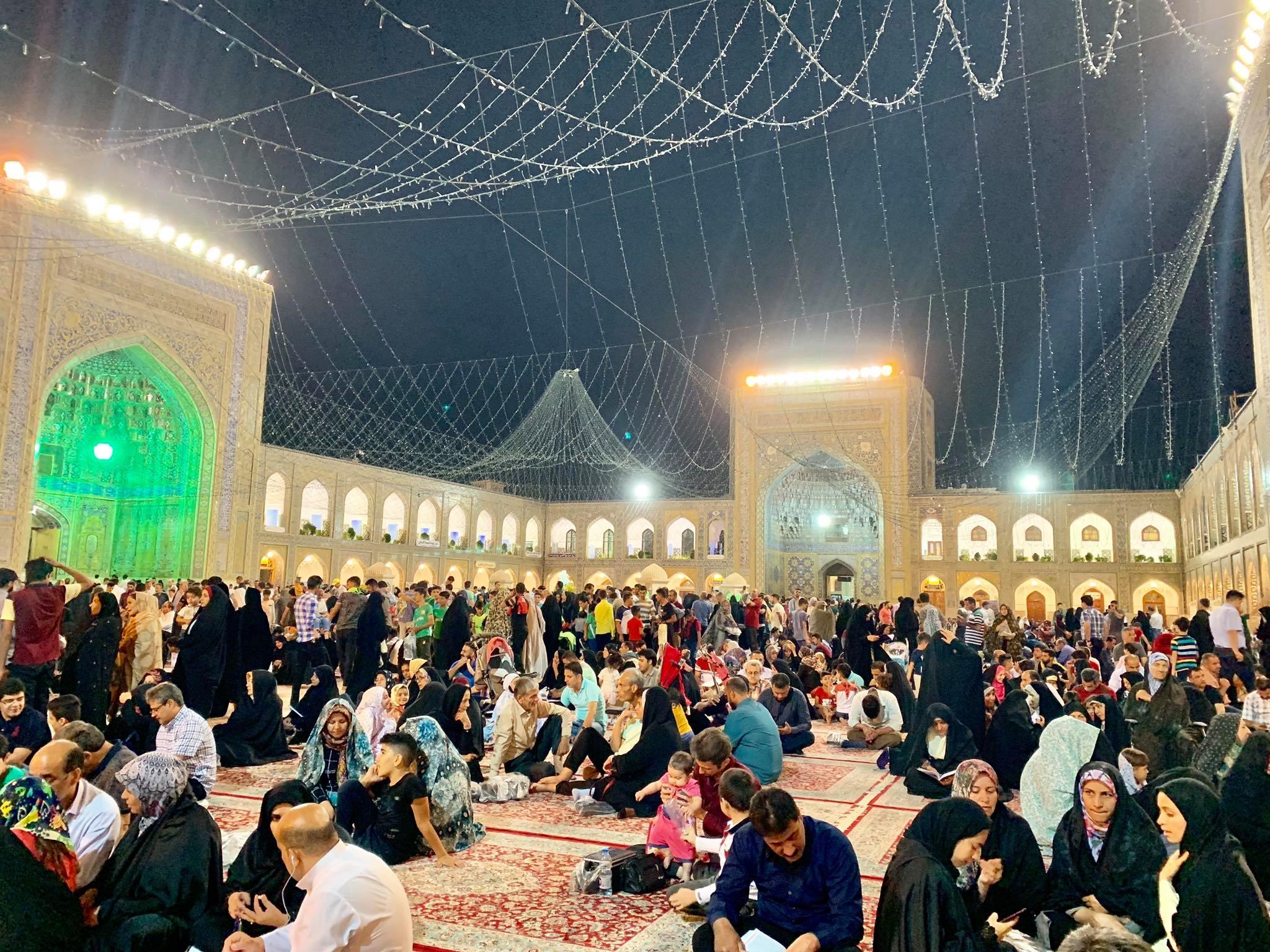 Kach Solo Travels in 2019 Overnight in Mashhad10.jpg