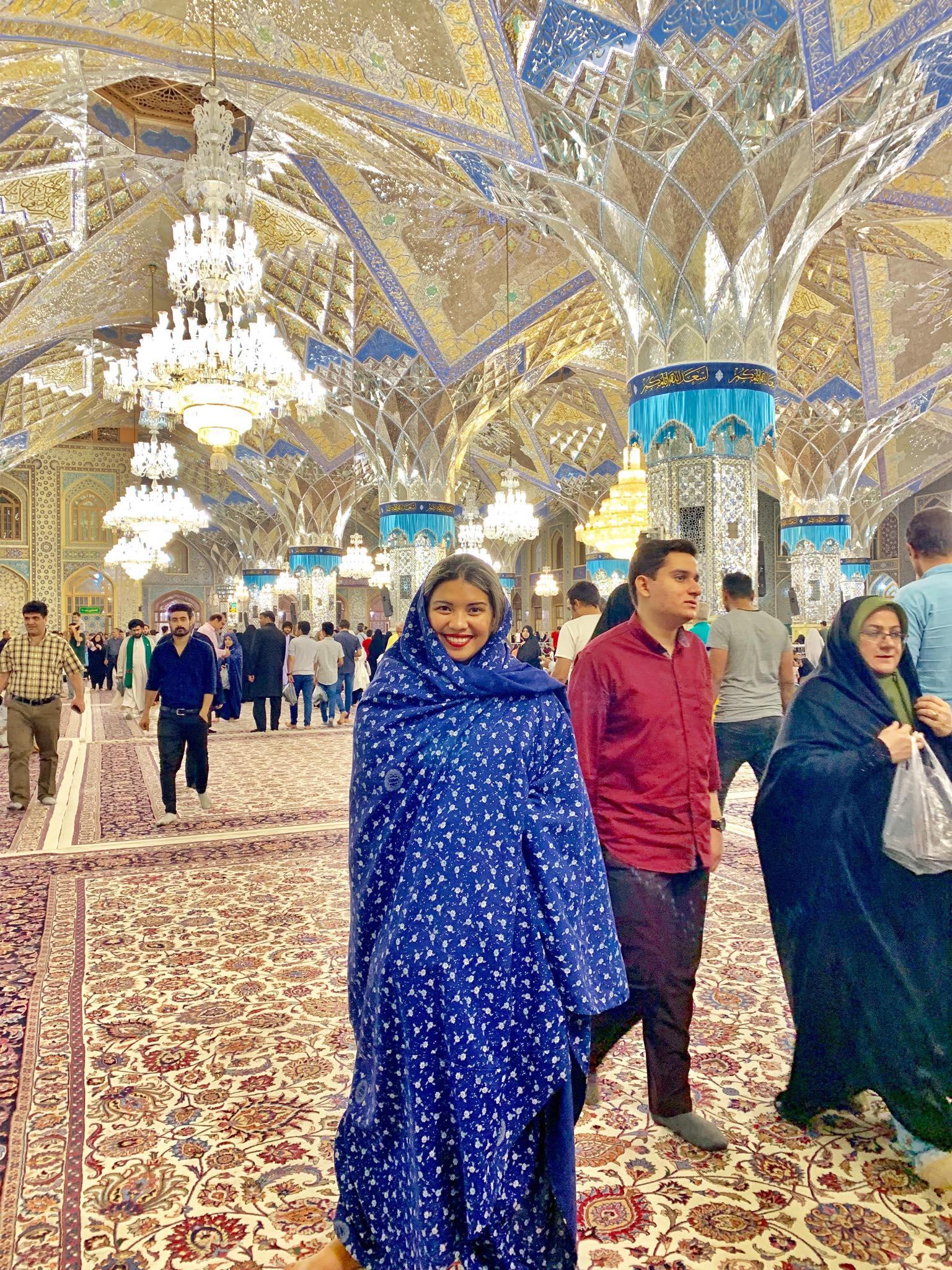 Kach Solo Travels in 2019 Overnight in Mashhad2.jpg