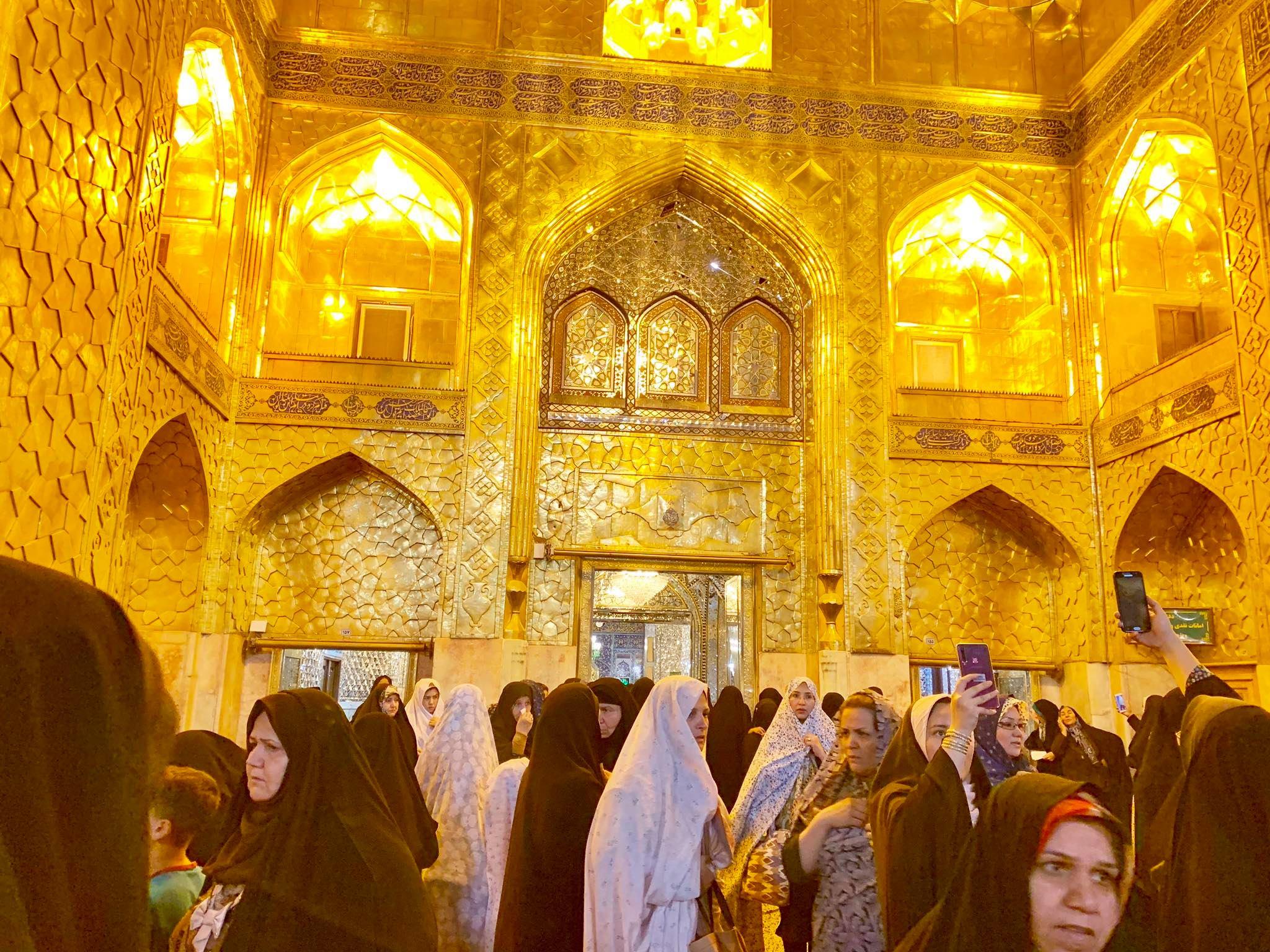 Kach Solo Travels in 2019 Overnight in Mashhad4.jpg