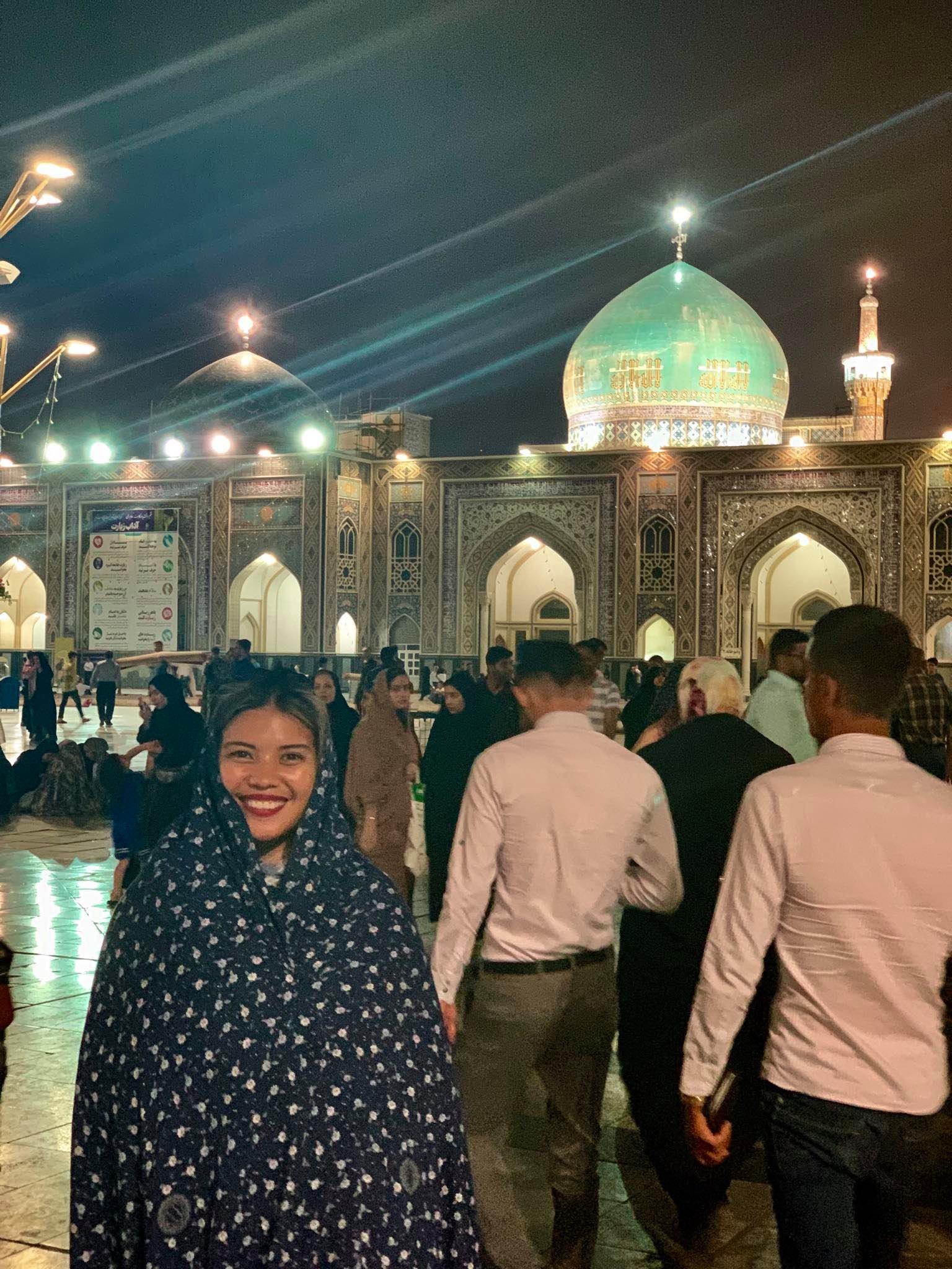 Kach Solo Travels in 2019 Overnight in Mashhad7.jpg