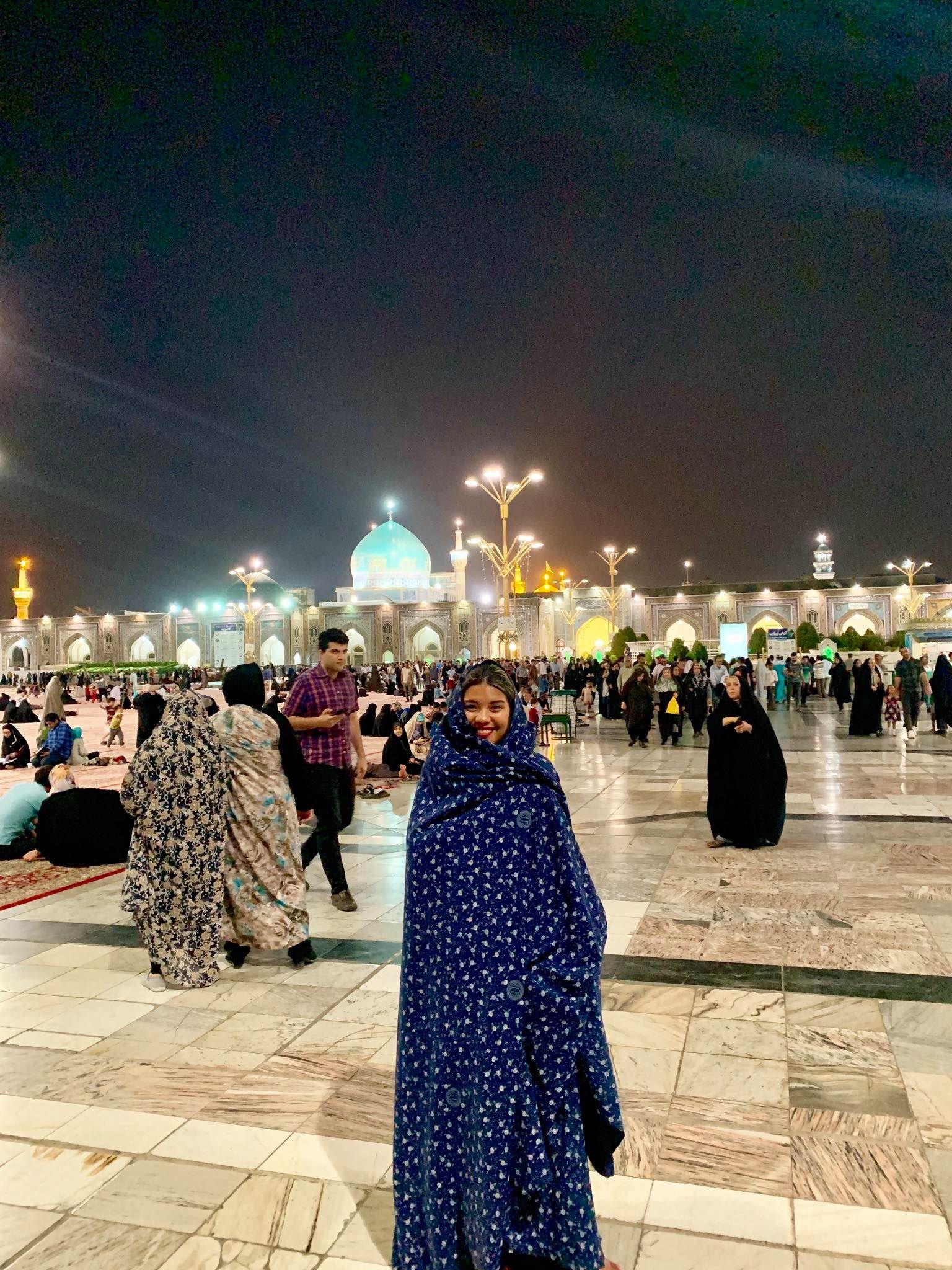 Kach Solo Travels in 2019 Overnight in Mashhad6.jpg