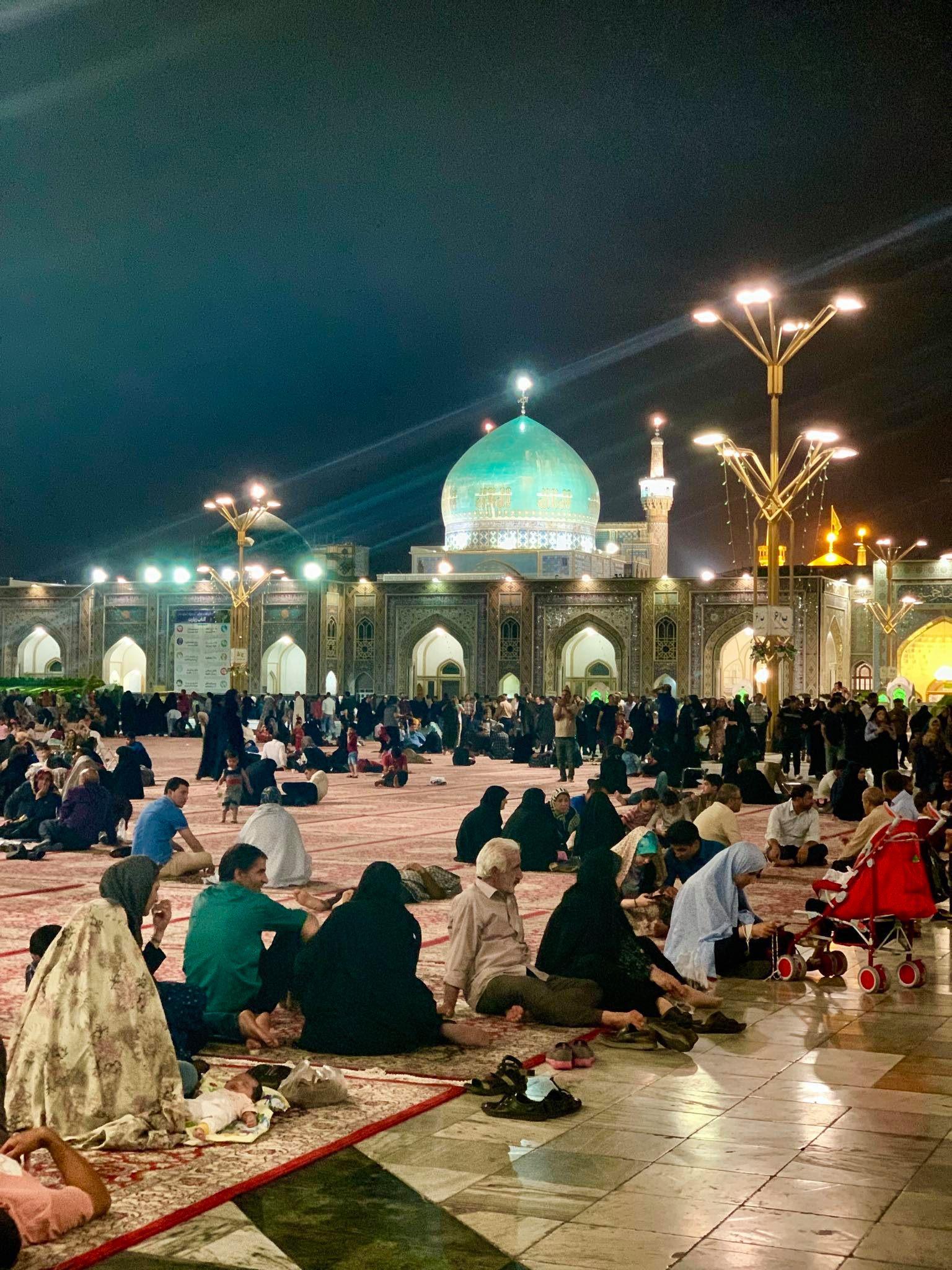 Kach Solo Travels in 2019 Overnight in Mashhad8.jpg