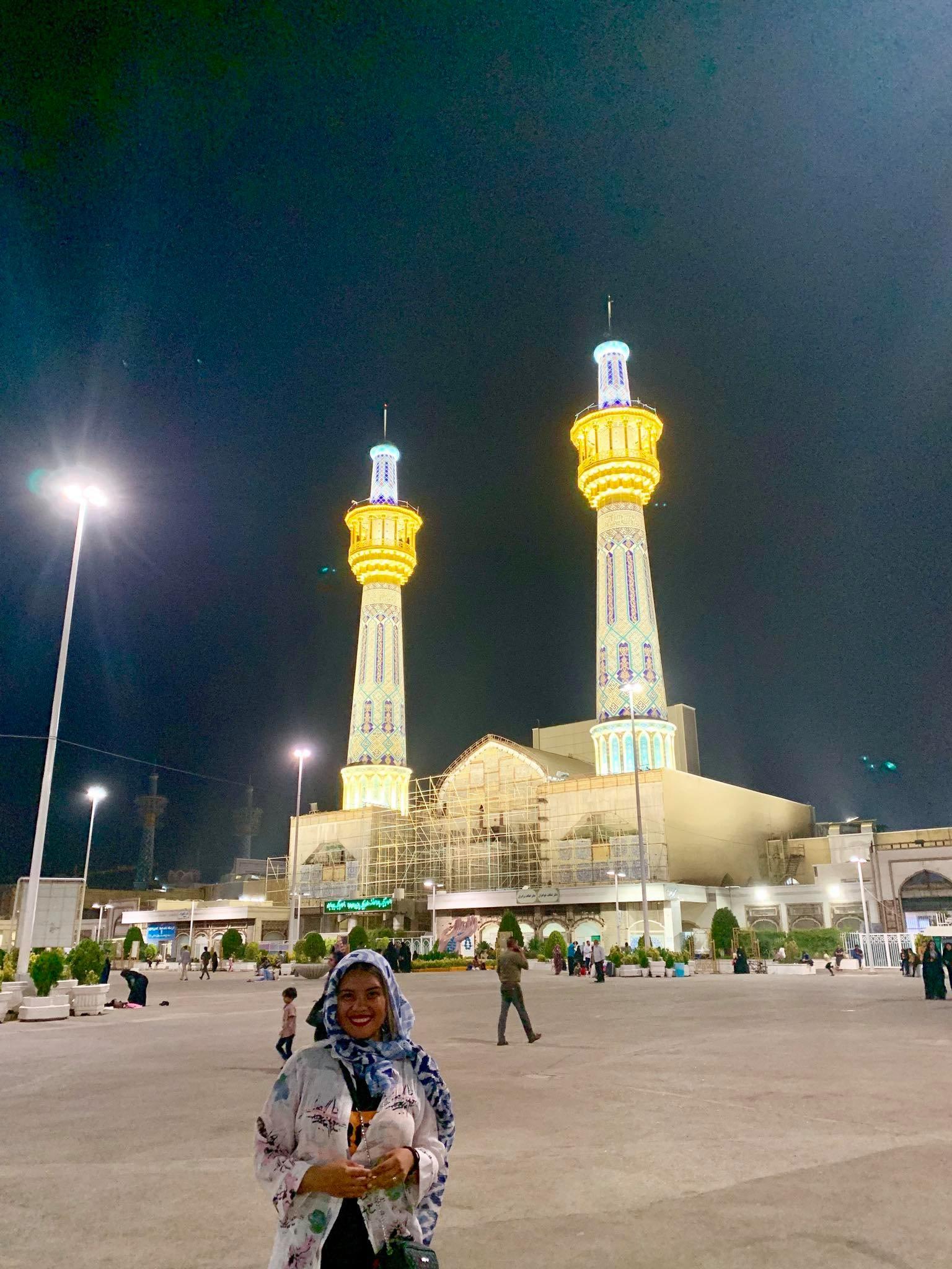 Kach Solo Travels in 2019 Overnight in Mashhad11.jpg