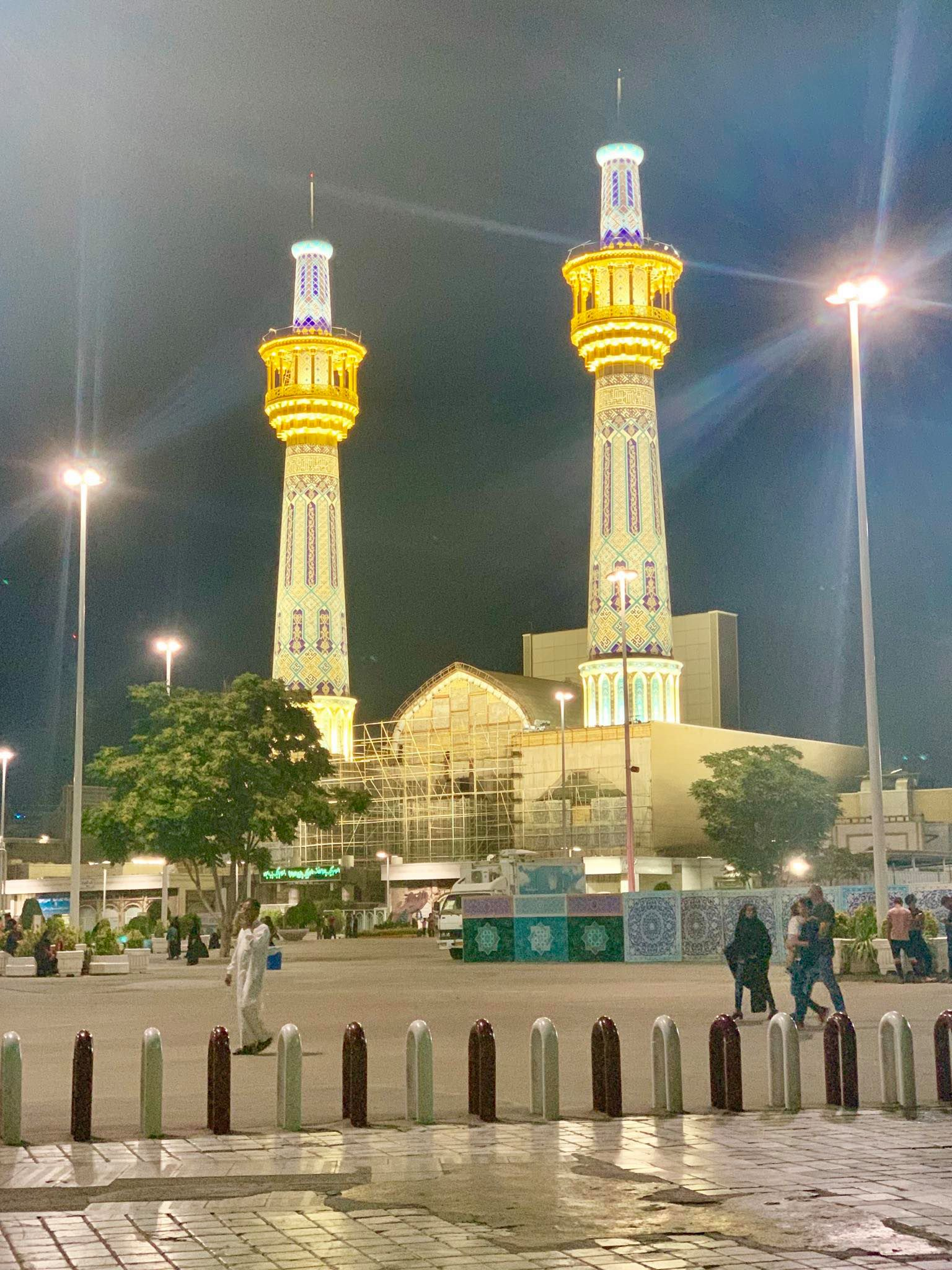 Kach Solo Travels in 2019 Overnight in Mashhad12.jpg
