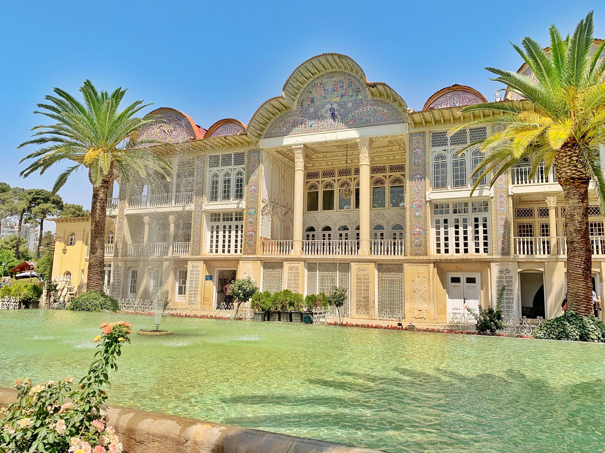 Kach Solo Travels in 2019 Full day tour of Shiraz.jpg