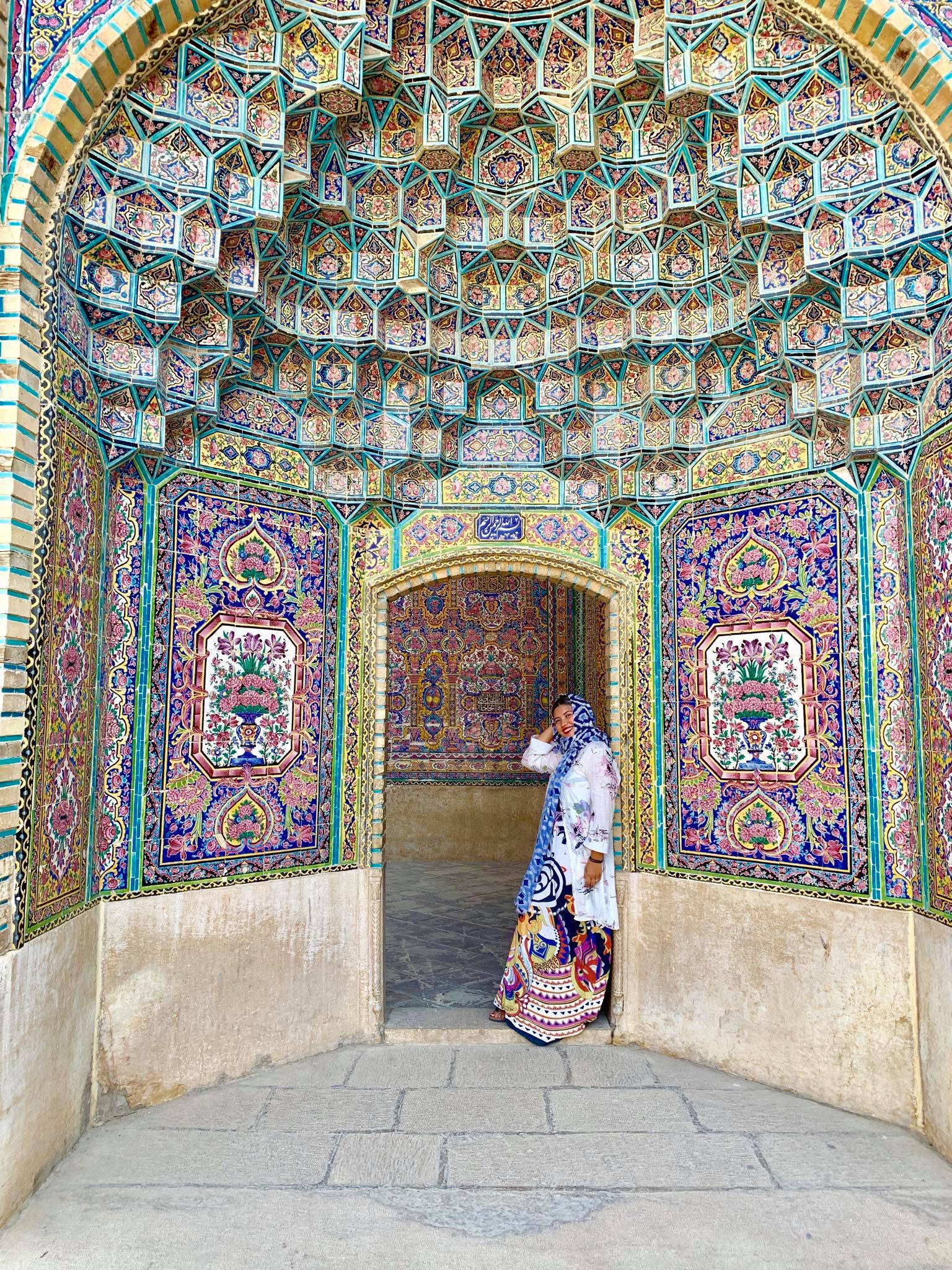 Kach Solo Travels in 2019 Full day tour of Shiraz35.jpg
