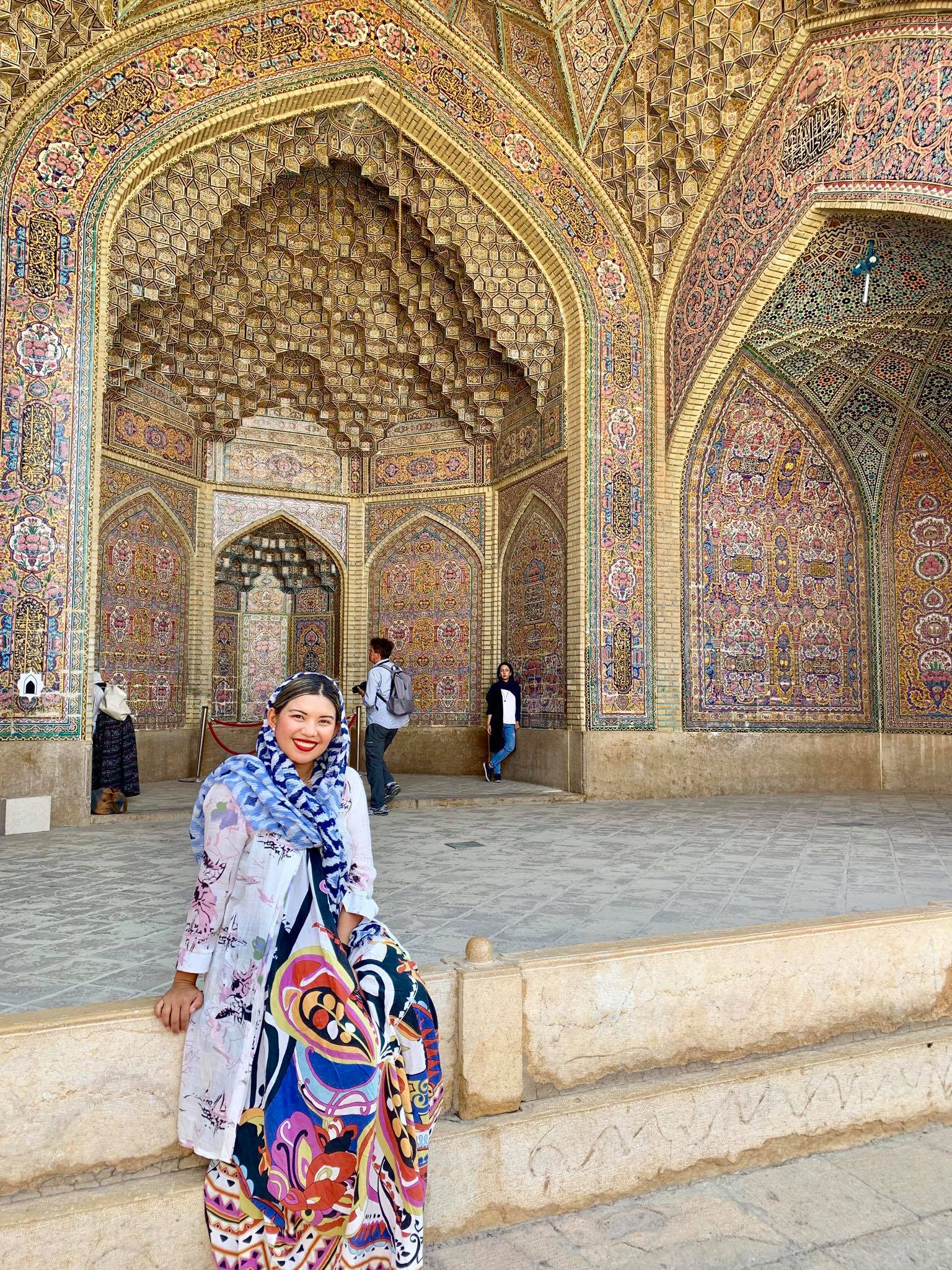 Kach Solo Travels in 2019 Full day tour of Shiraz37.jpg