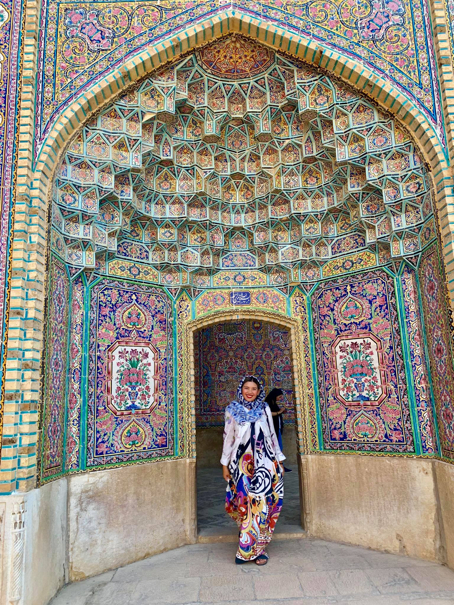 Kach Solo Travels in 2019 Full day tour of Shiraz38.jpg