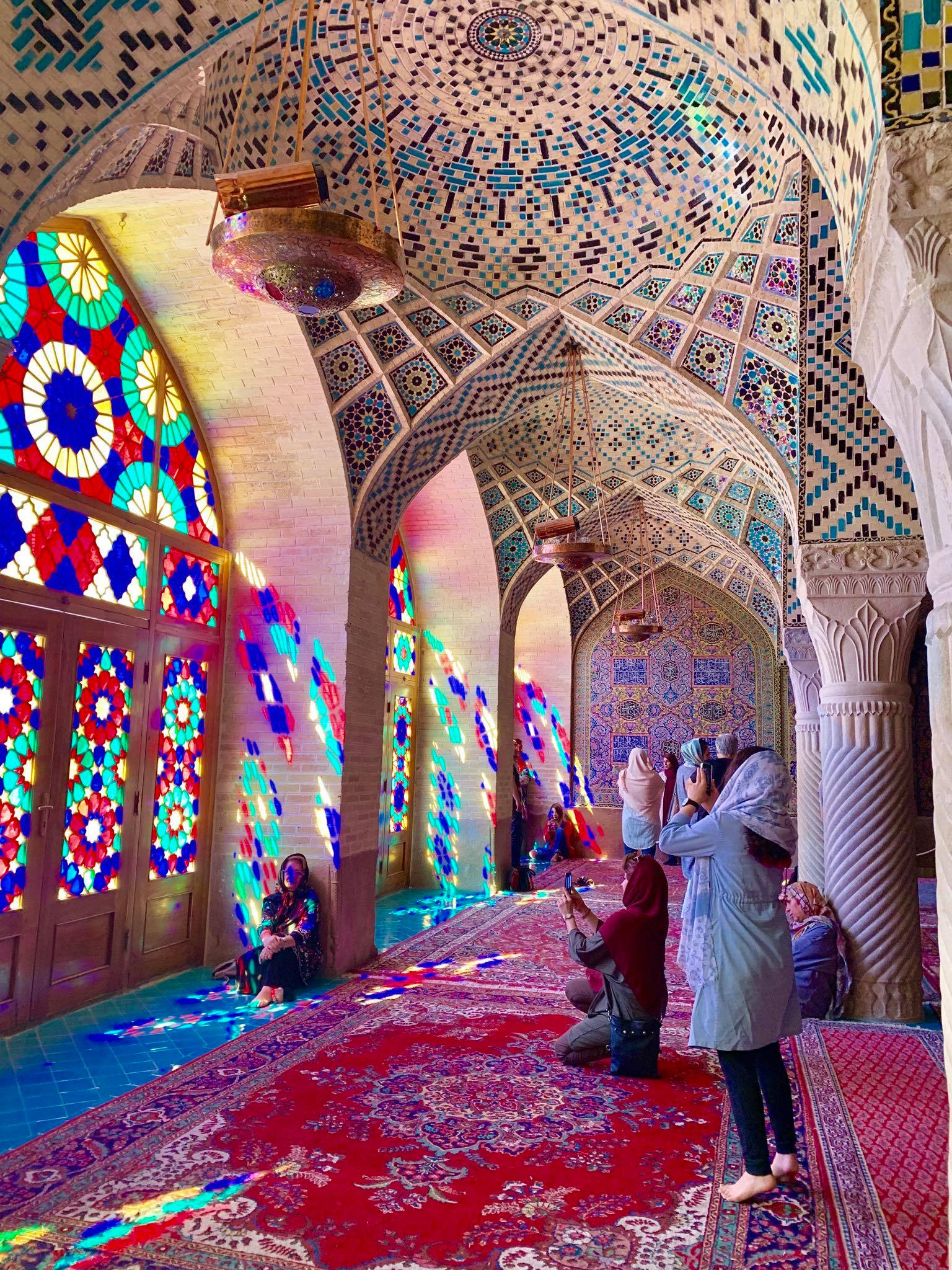 Kach Solo Travels in 2019 Full day tour of Shiraz46.jpg
