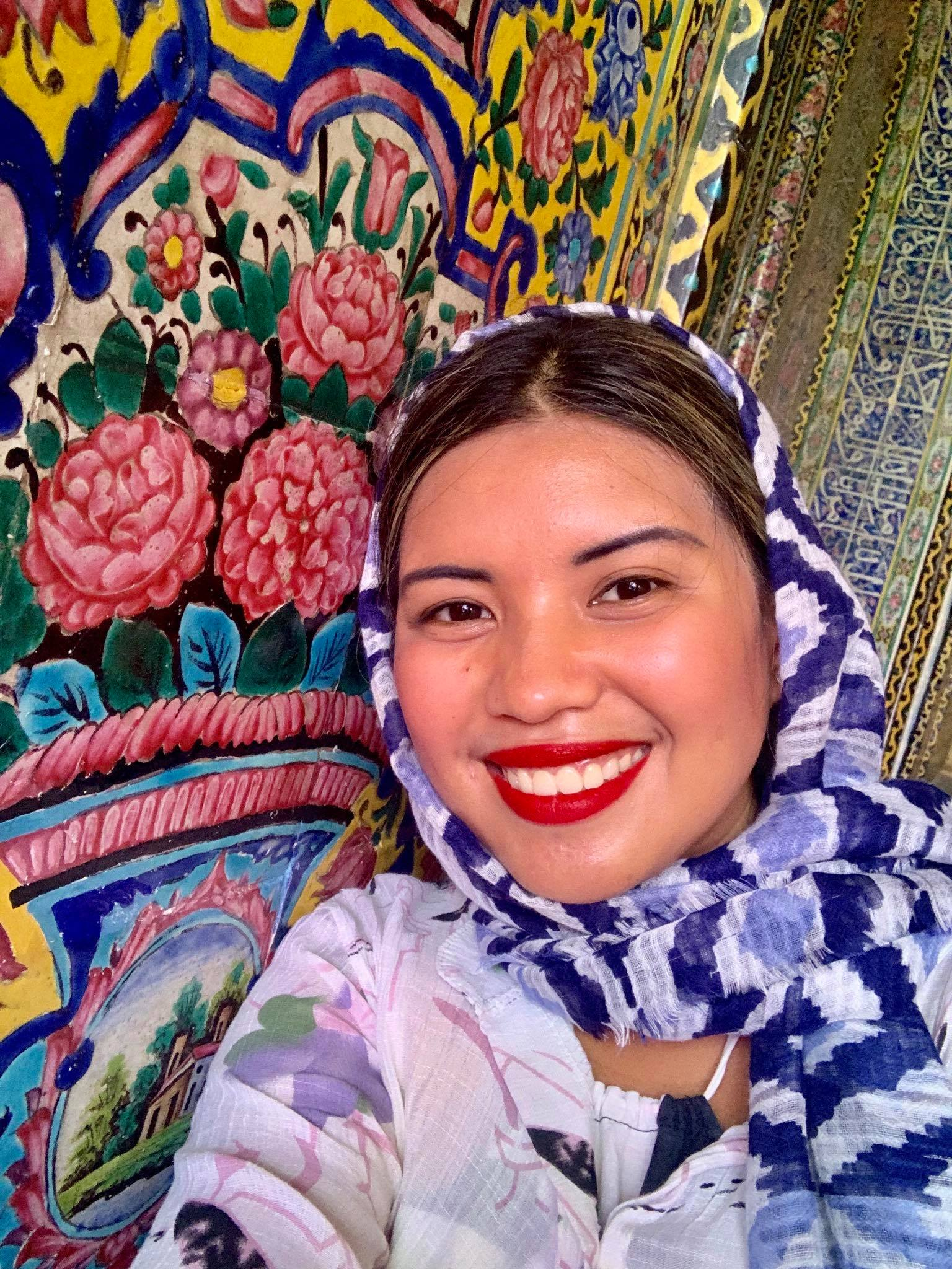 Kach Solo Travels in 2019 Full day tour of Shiraz51.jpg