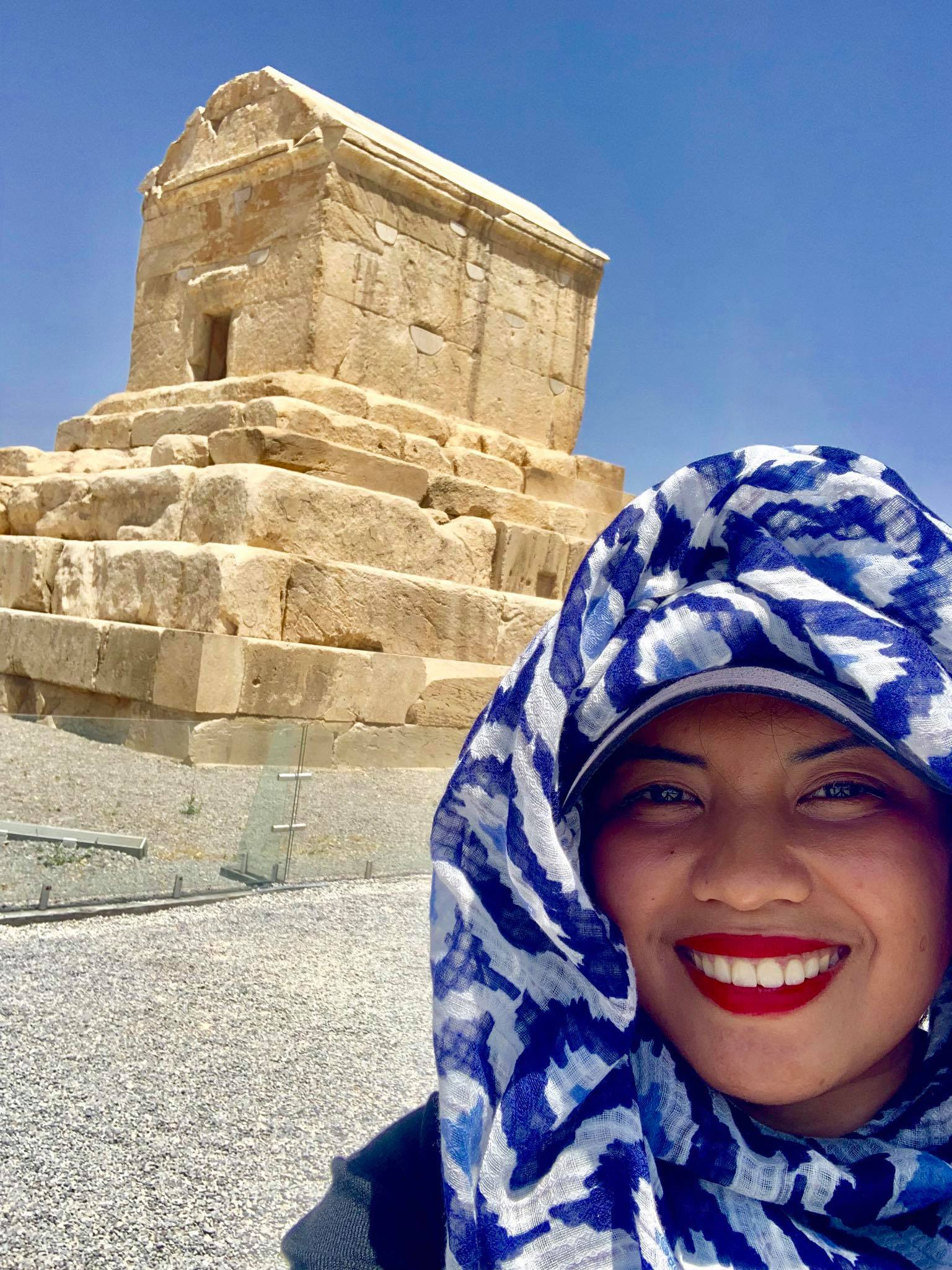 Kach Solo Travels in 2019 UNESCO heritages sites of Persepolis and Pasagardae14.jpg
