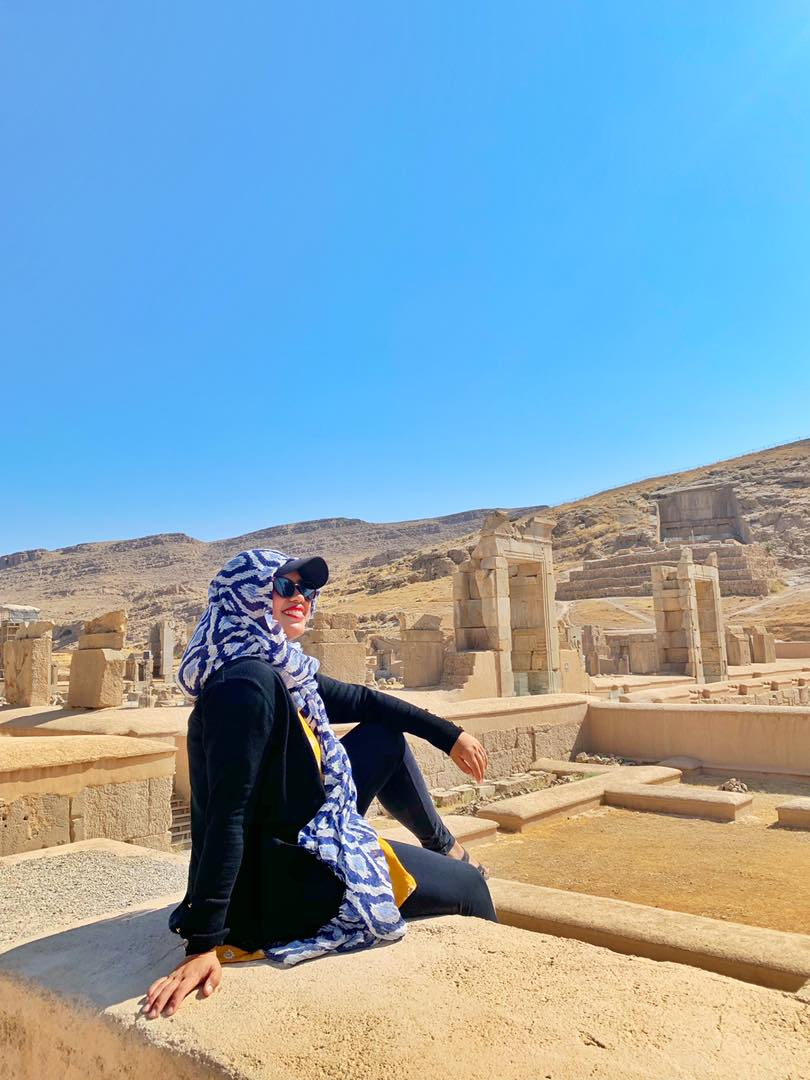 Kach Solo Travels in 2019 UNESCO heritages sites of Persepolis and Pasagardae13.jpg