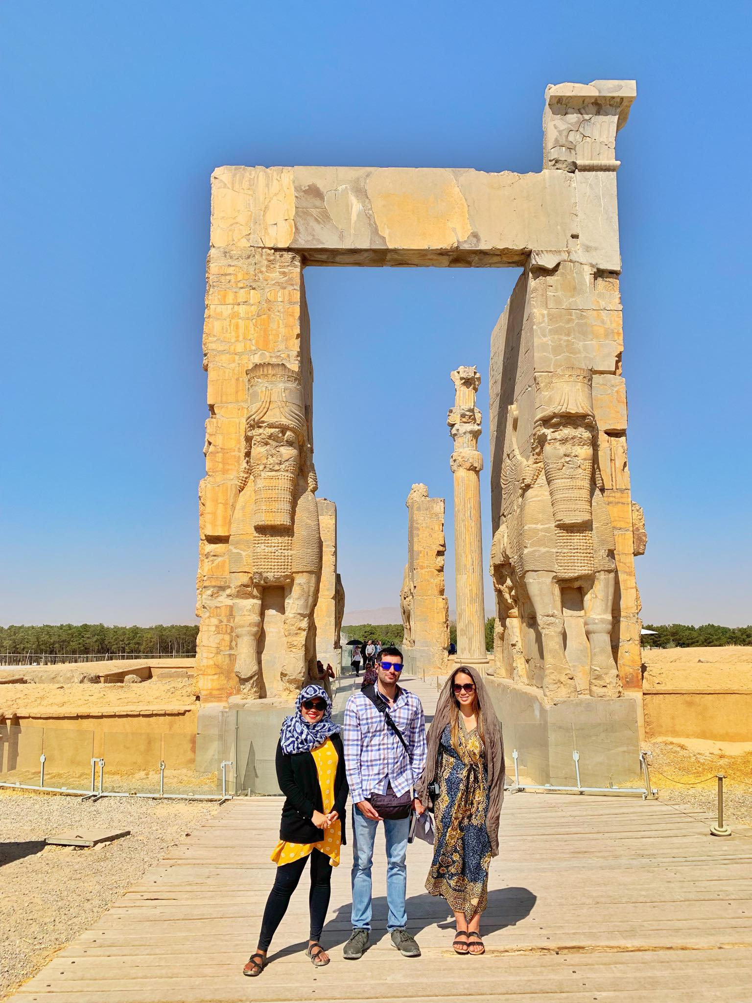 Kach Solo Travels in 2019 UNESCO heritages sites of Persepolis and Pasagardae17.jpg