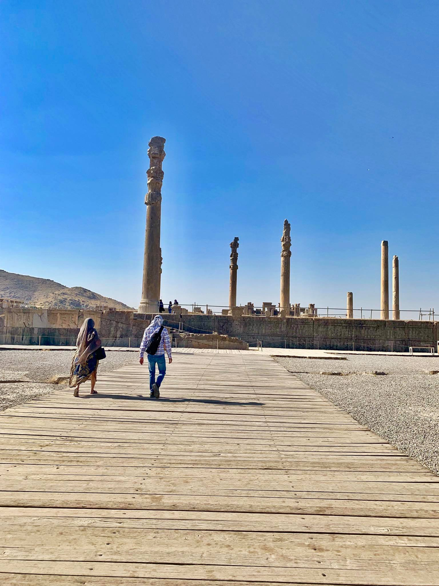 Kach Solo Travels in 2019 UNESCO heritages sites of Persepolis and Pasagardae24.jpg