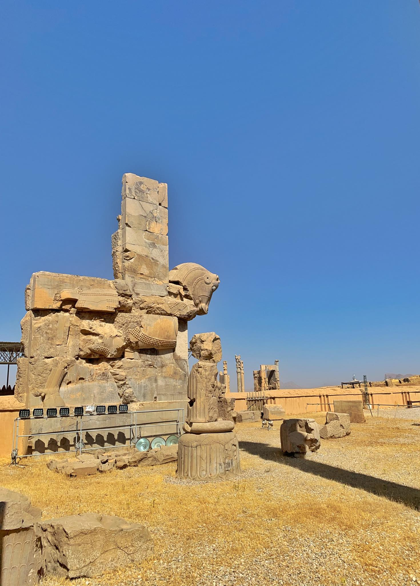 Kach Solo Travels in 2019 UNESCO heritages sites of Persepolis and Pasagardae28.jpg