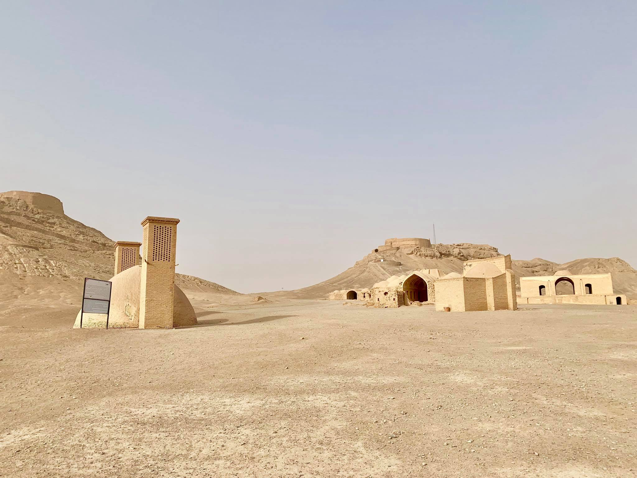 Kach Solo Travels in 2019 YAZD - the desert city in Iran.jpg