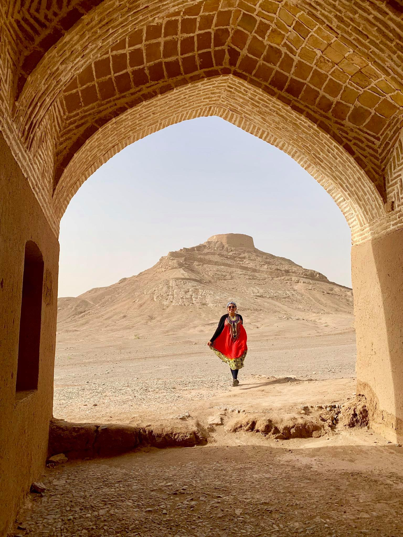 Kach Solo Travels in 2019 YAZD - the desert city in Iran17.jpg