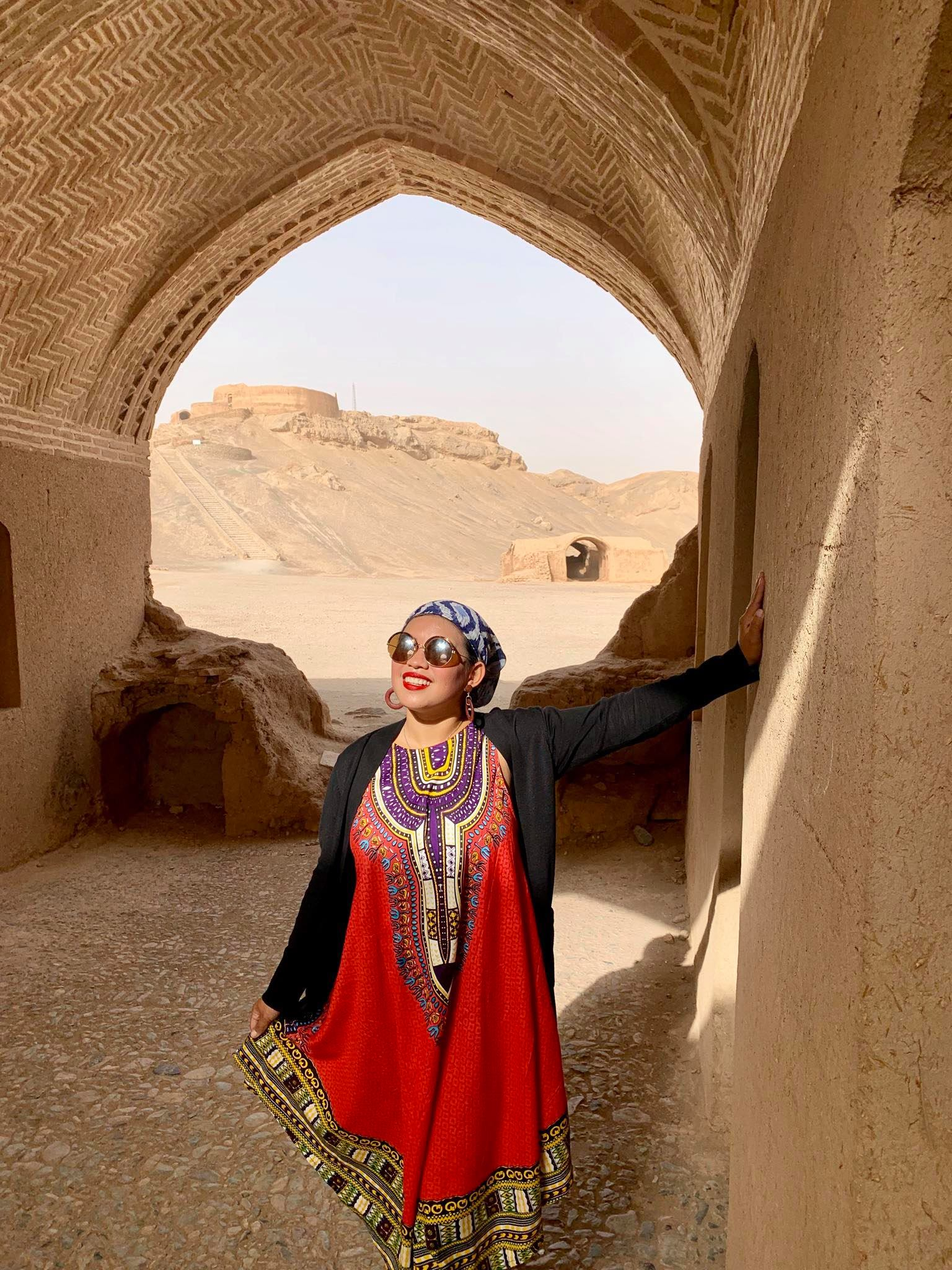 Kach Solo Travels in 2019 YAZD - the desert city in Iran18.jpg