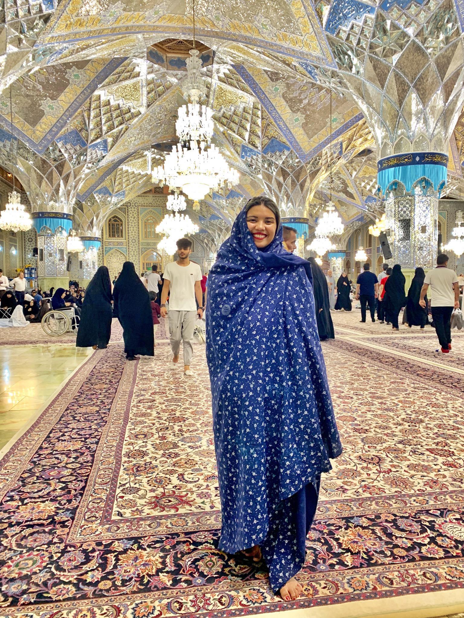 Kach Solo Travels in 2019 Overnight in Mashhad1.jpg