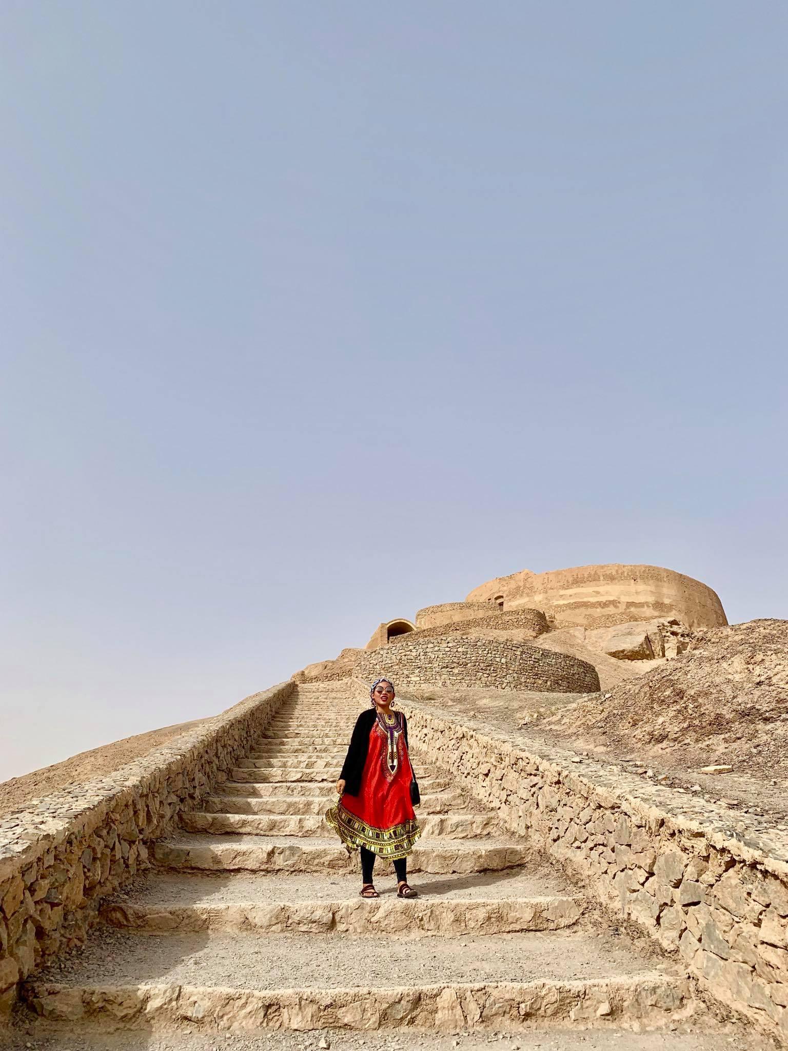 Kach Solo Travels in 2019 YAZD - the desert city in Iran11.jpg