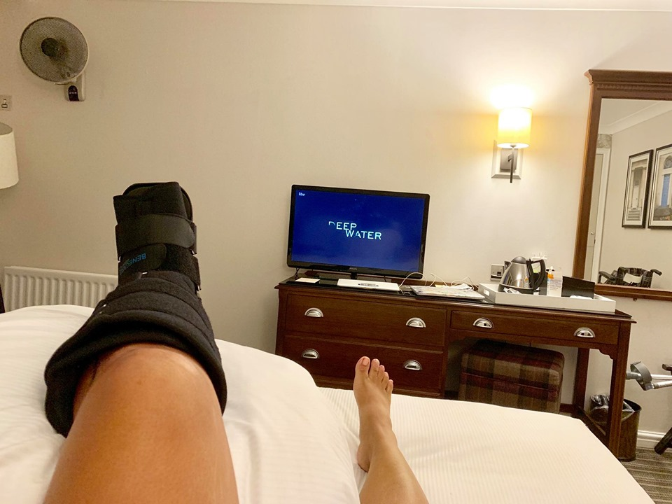 Life On The Road Day 116 Had a successful ankle surgery17.jpg