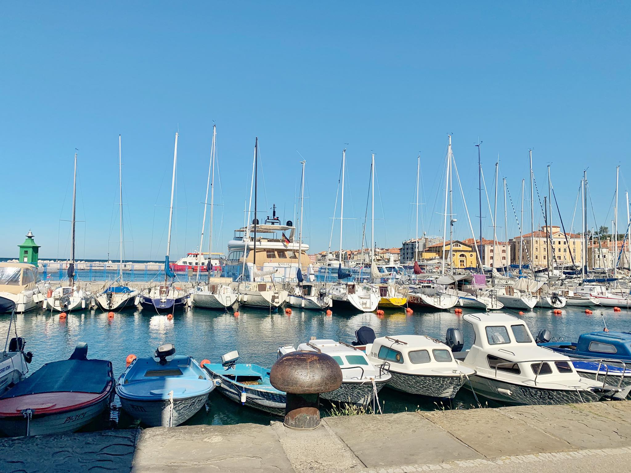 Life On The Road Day 132 Now we're in this beautiful town beside the Adriatic sea2.jpg