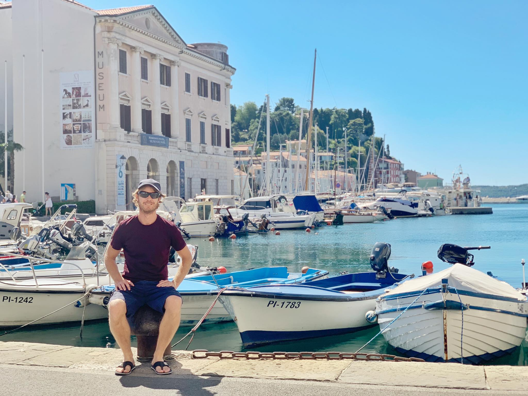 Life On The Road Day 132 Now we're in this beautiful town beside the Adriatic sea.jpg