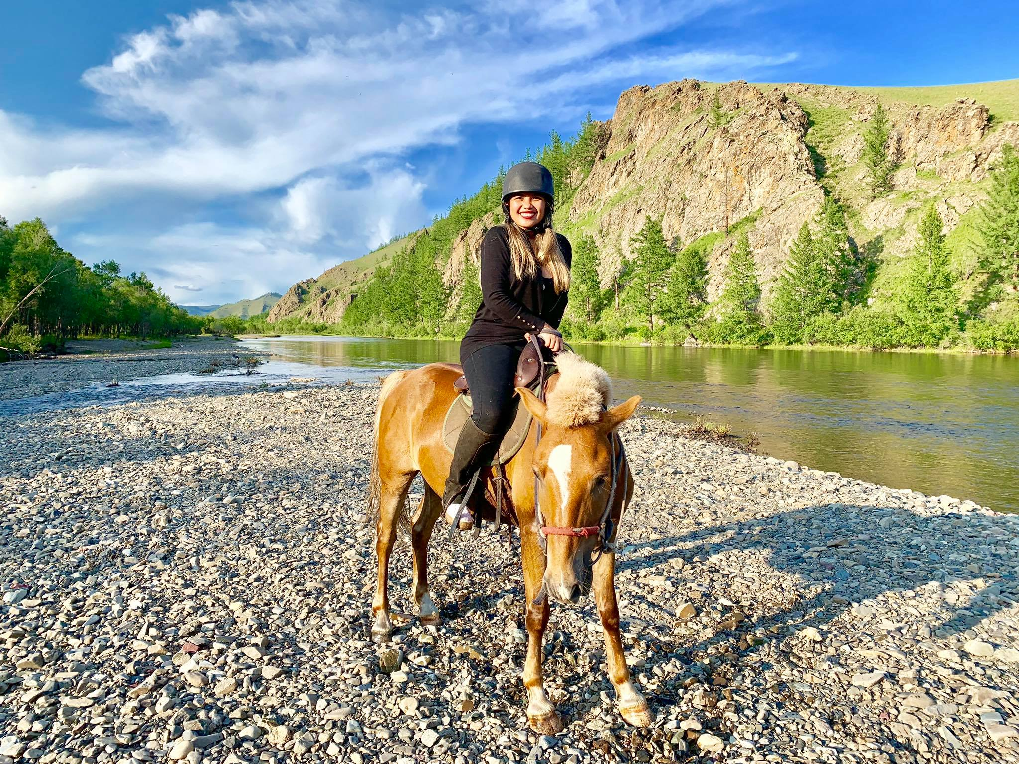 Kach Solo Travels in 2019 Hello from MONGOLIA - my 130th country.jpg