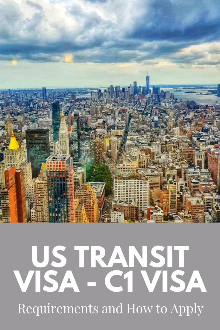 US Transit Visa - C1 Visa Requirements and How to Apply in the USA Embassy in Manila.png