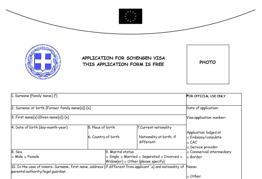 How To Apply For A Greece Schengen Visa For Philippine Passport Holders
