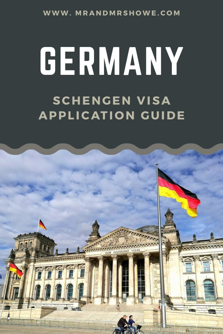 How To Apply For A Germany Schengen Visa For Philippine Passport Holders