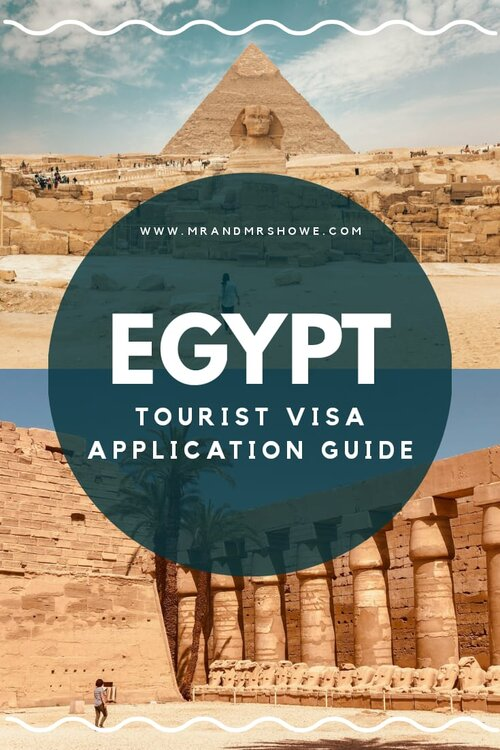 How To Apply For Egypt Tourist Visa With Philippines Passport Egypt Visa For Filipinos