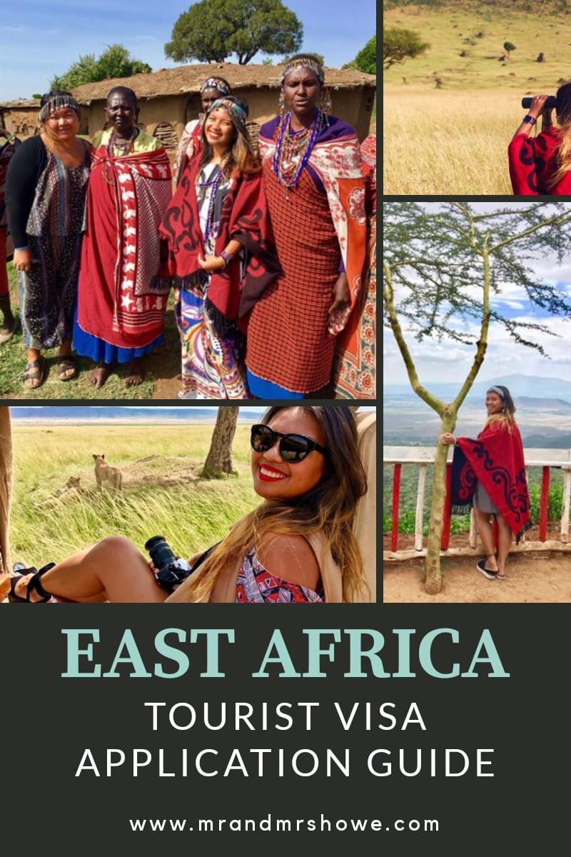 How To Apply For East Africa Tourist Visa Kenya Uganda Rwanda